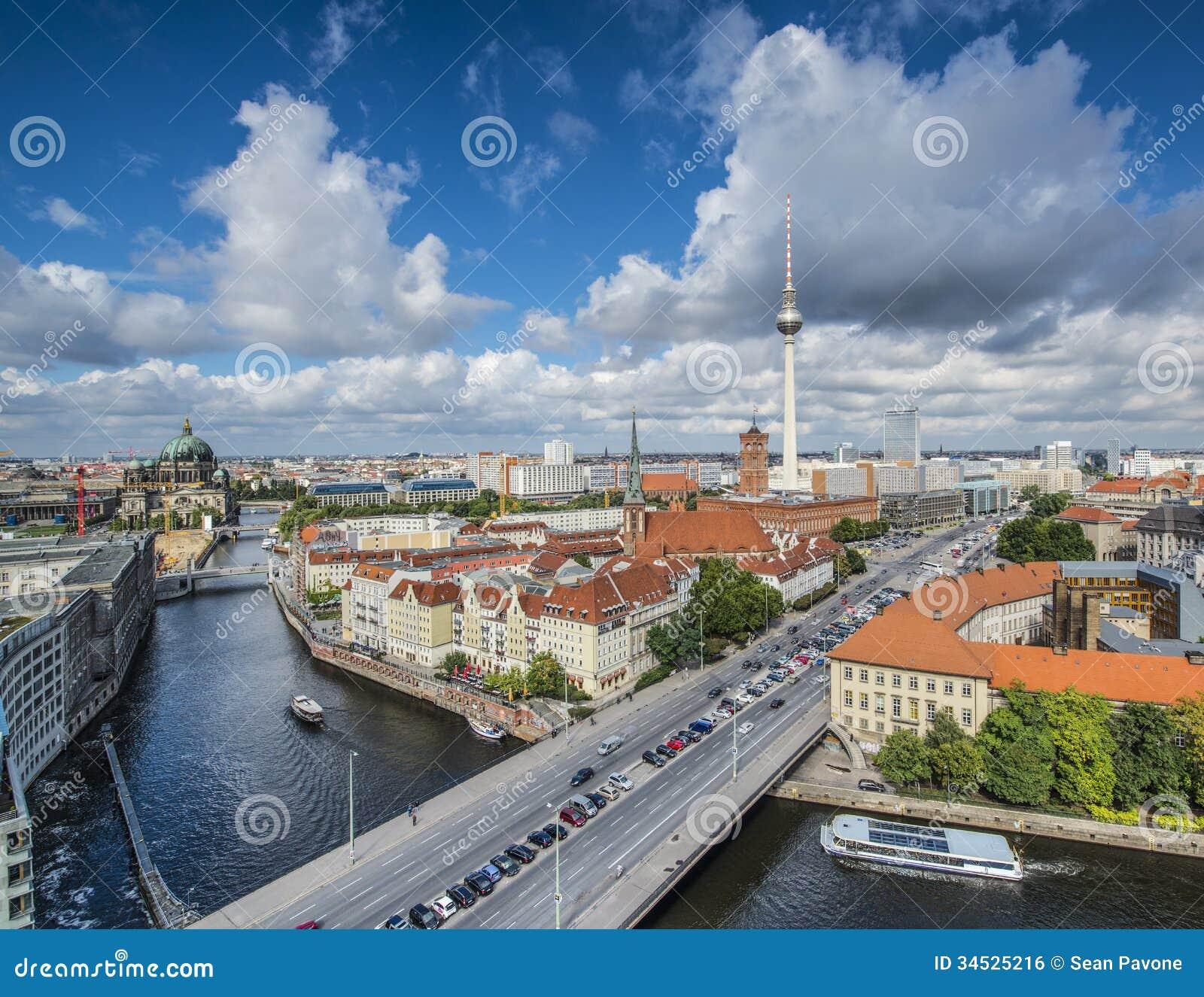 柏林都市风景