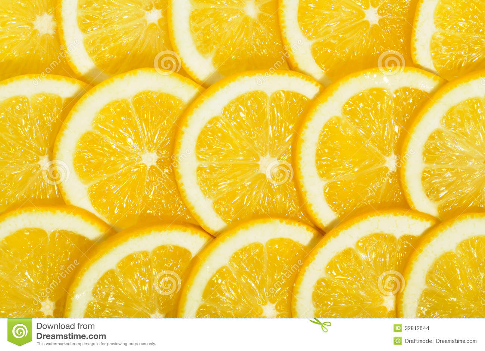 柠檬切片瓦片