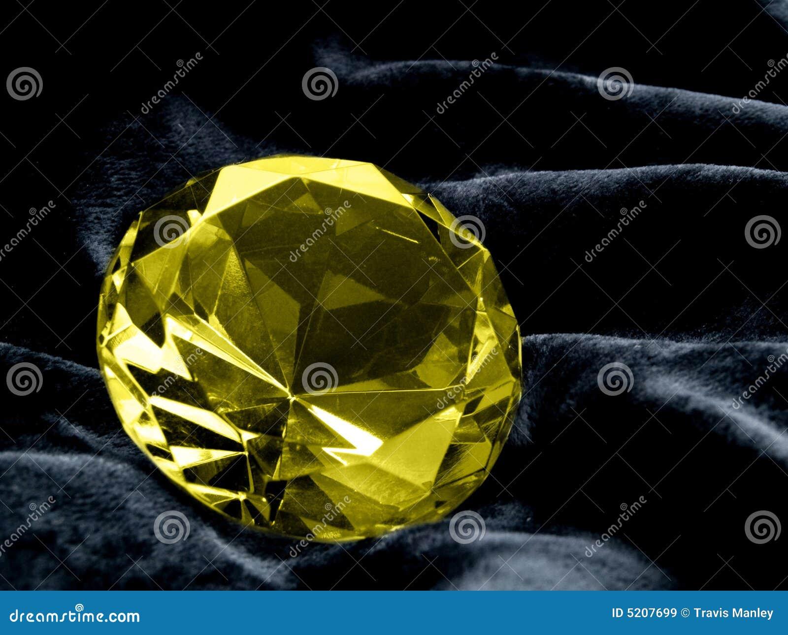 柠檬色珠宝