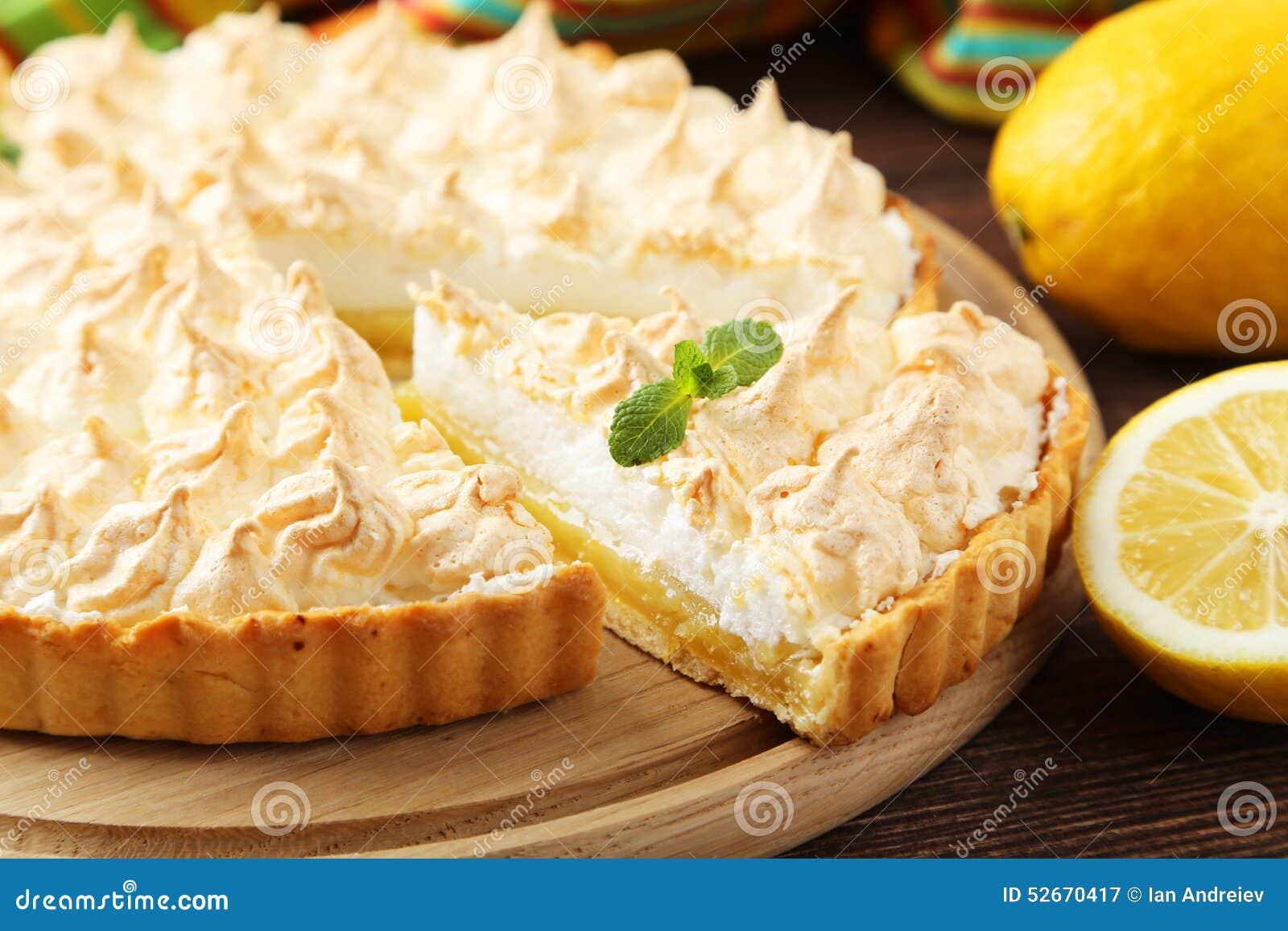 柠檬蛋白甜饼