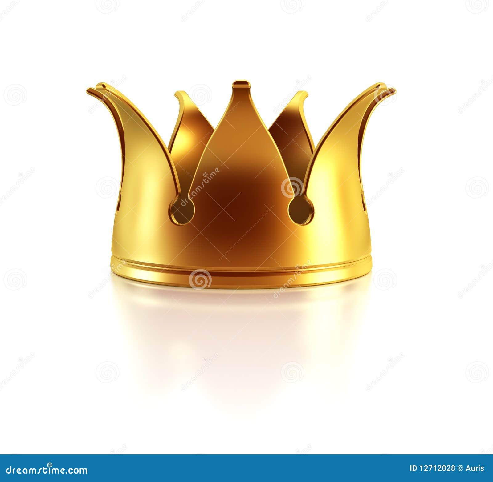 查出的冠金黄