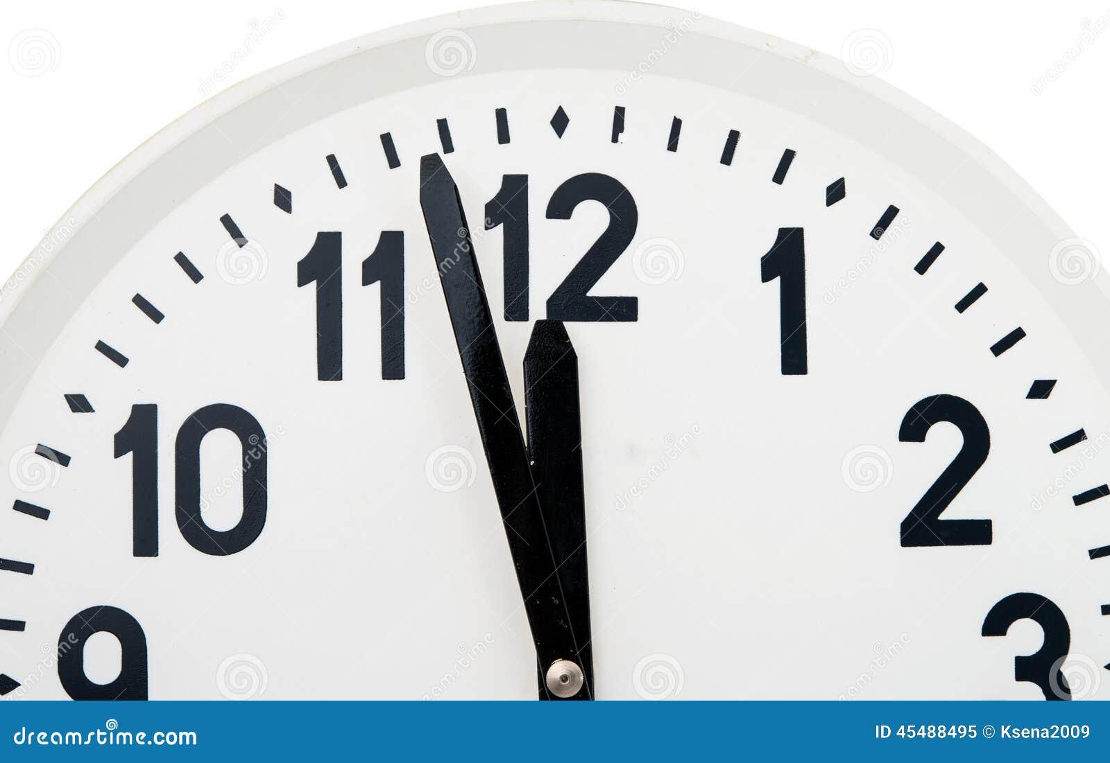查出的大时钟