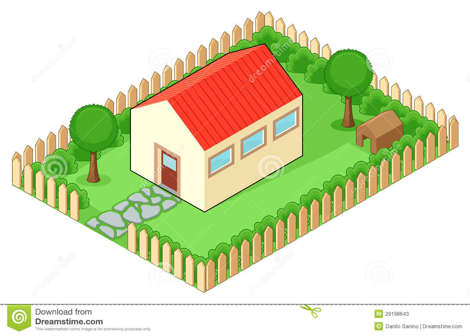 查出的房子