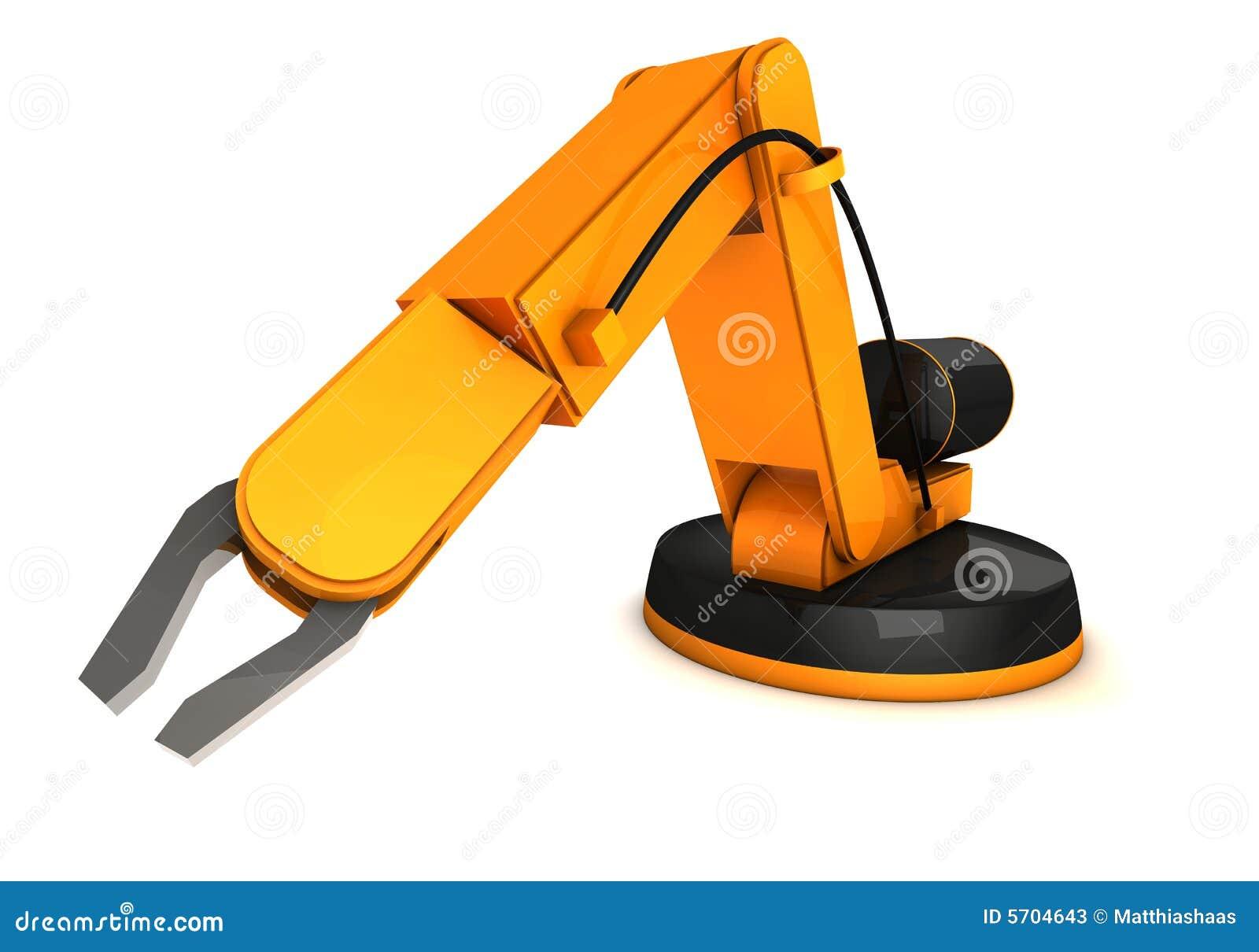 查出的新的机器人