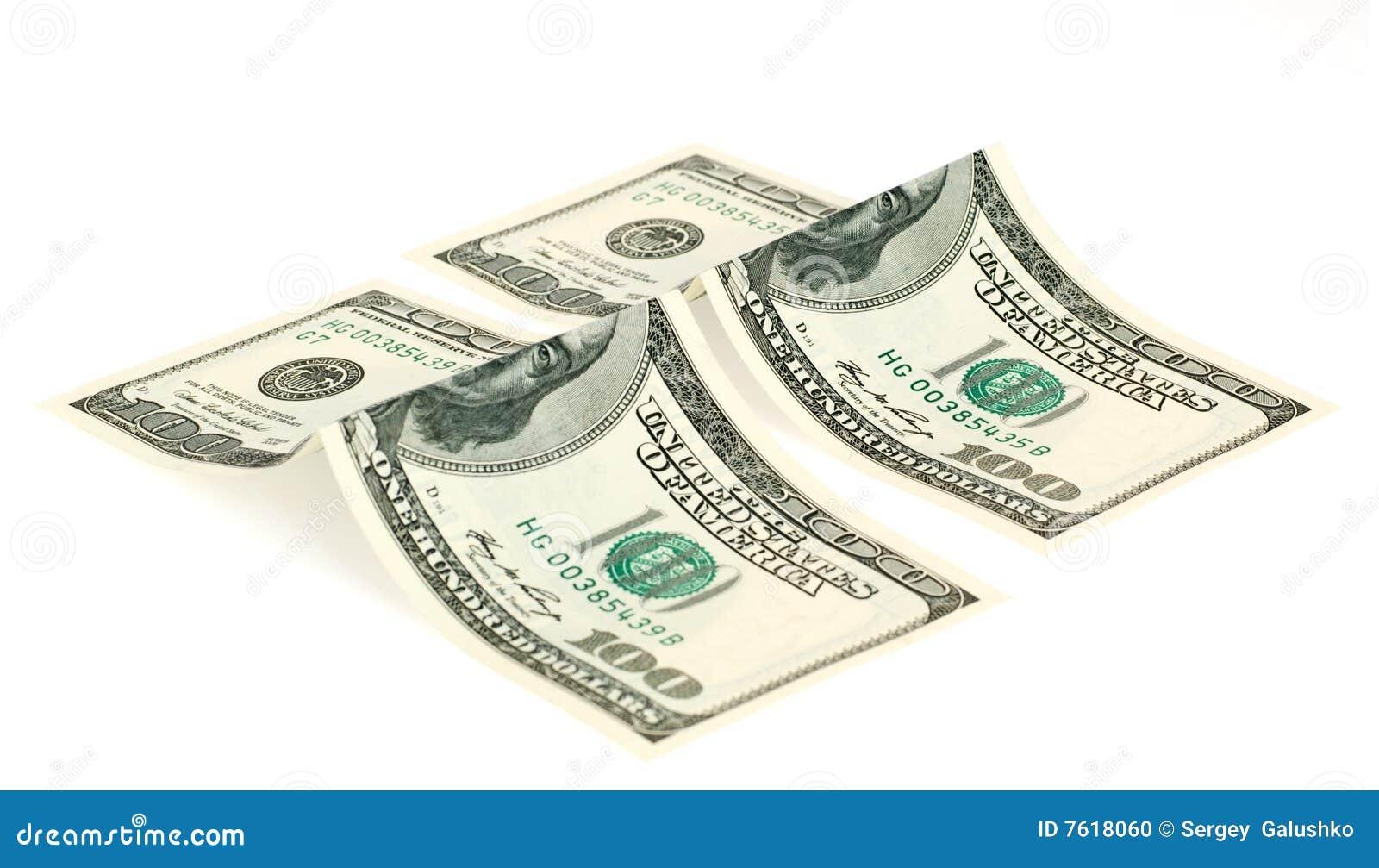 查出的美元