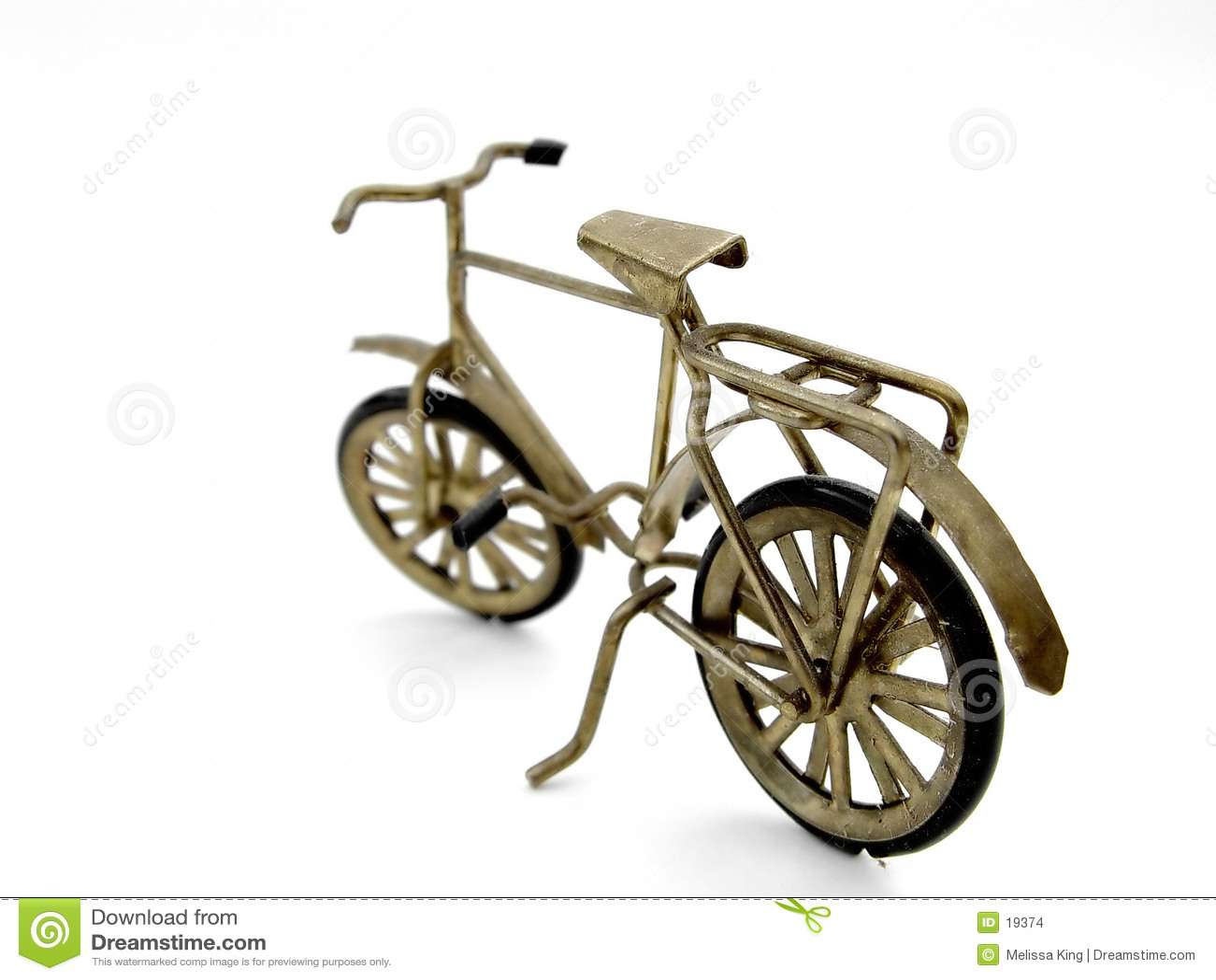 查出的自行车