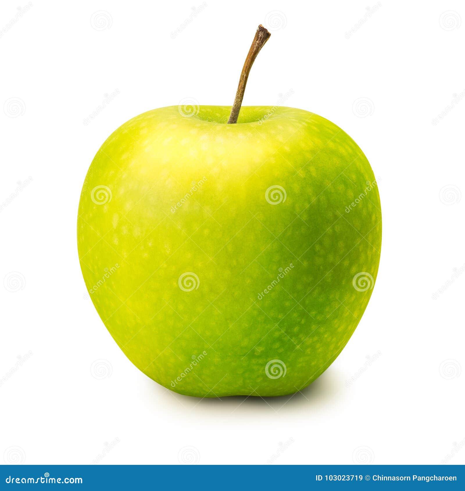 查出的苹果绿