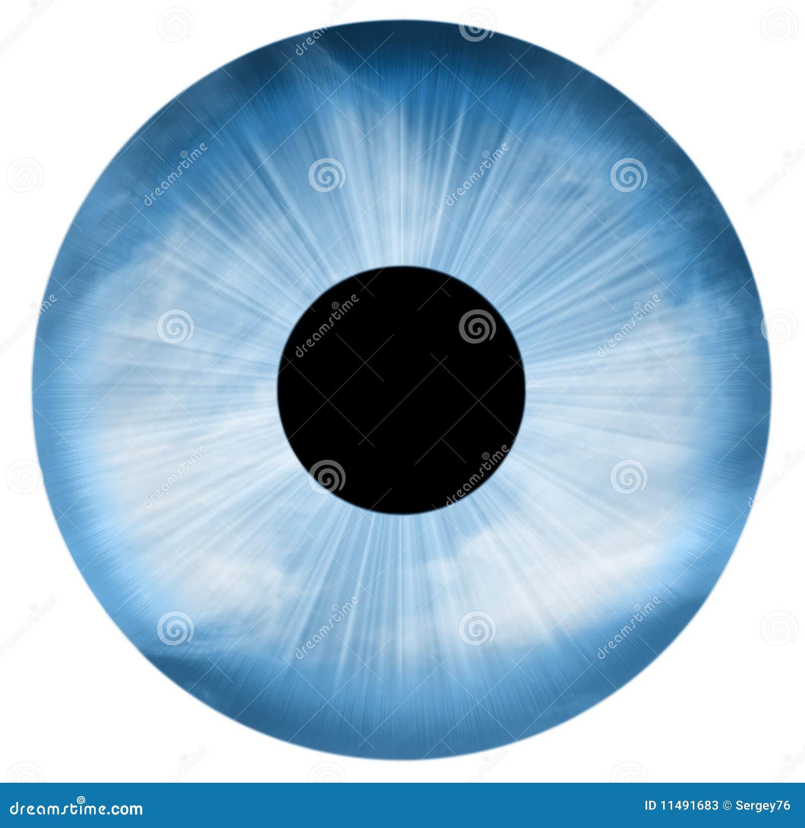查出的蓝眼睛