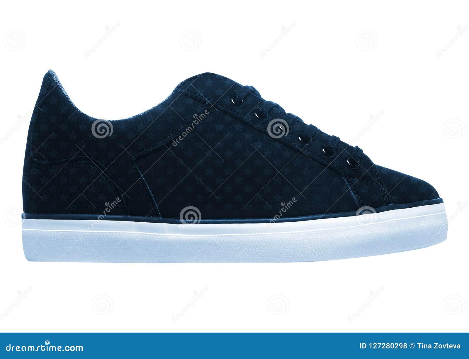 查出的鞋子白色