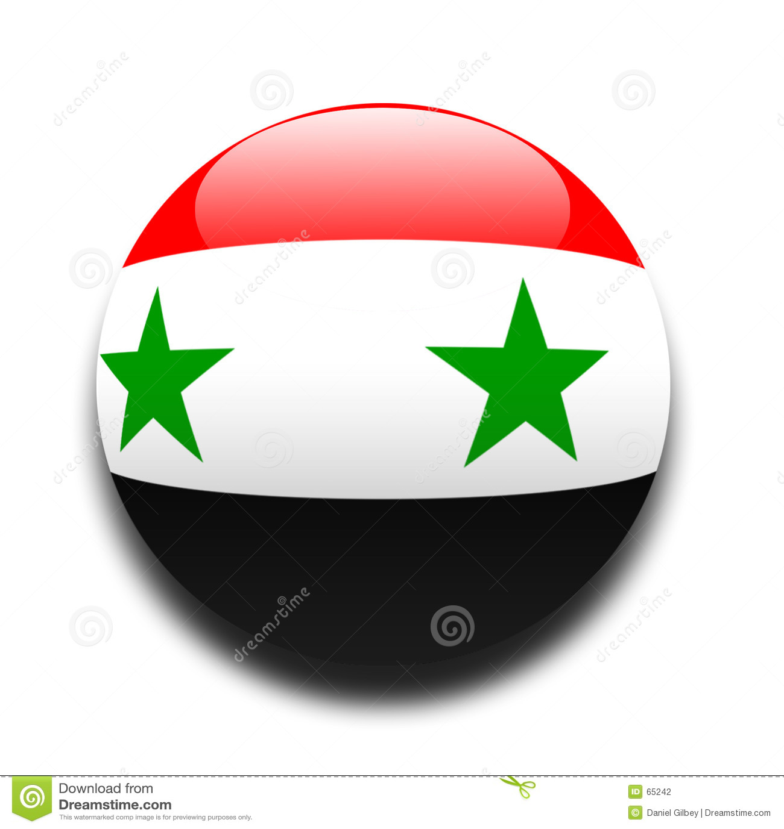 标志叙利亚