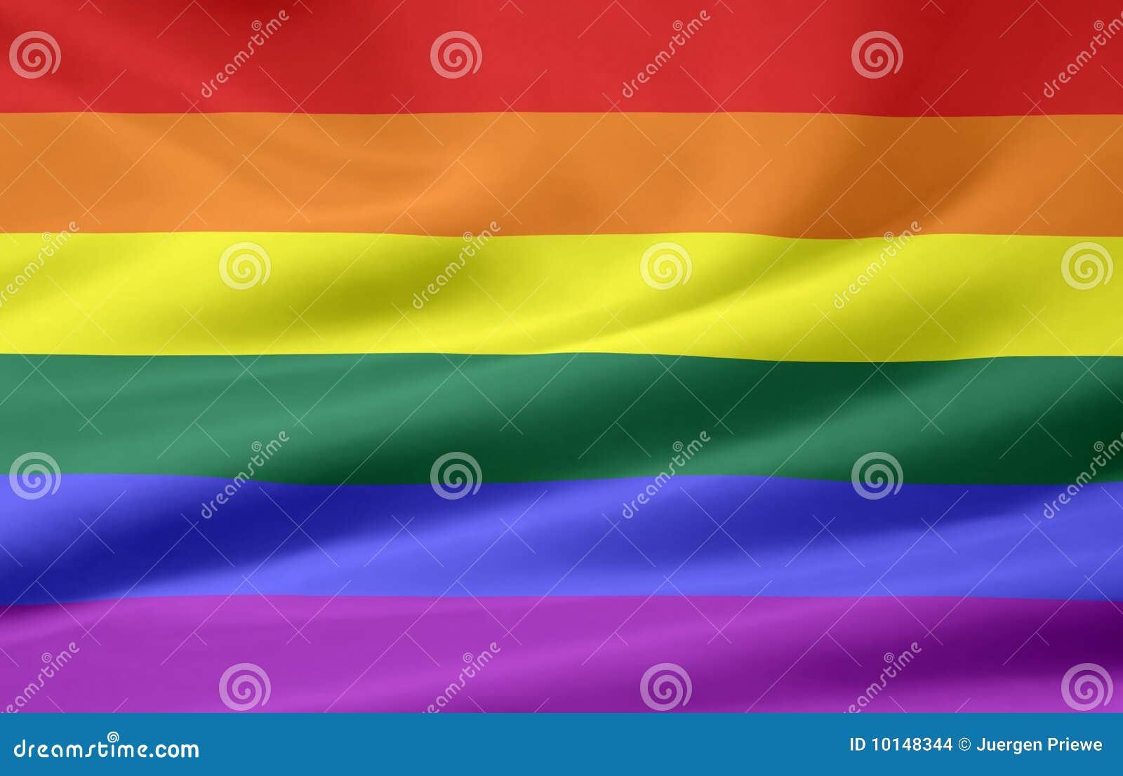 标志同性恋者自豪感