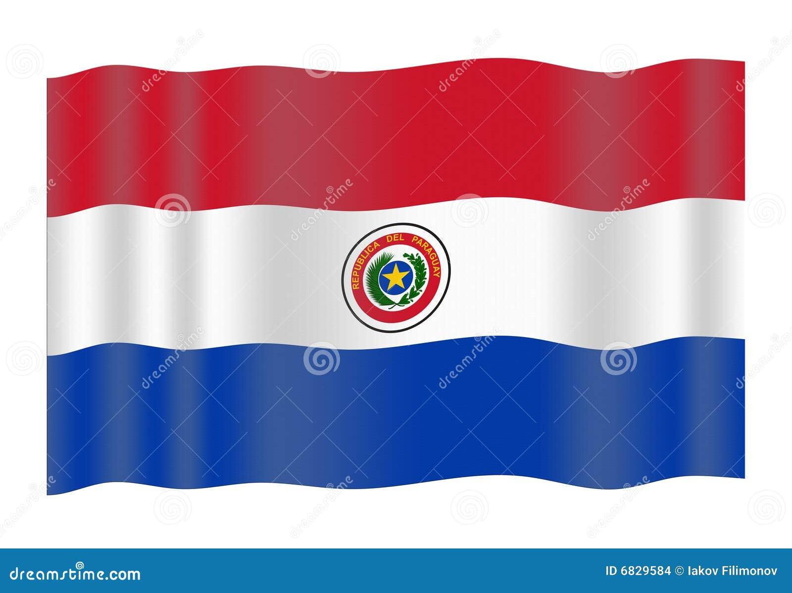 标志巴拉圭