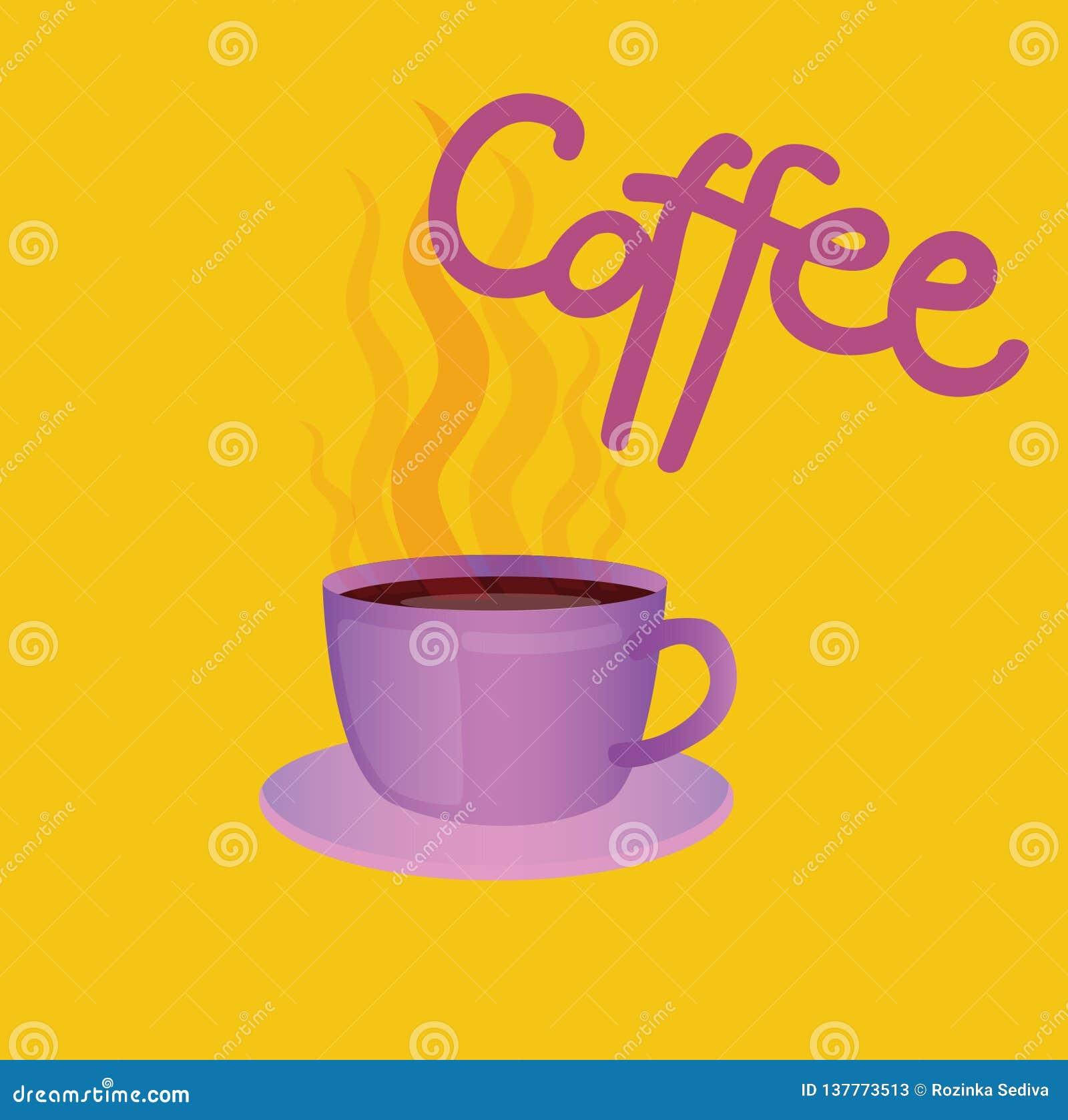 标志杯子的咖啡和图片 网的,标签,最小的动态设计,横幅象 手拉的设计元素