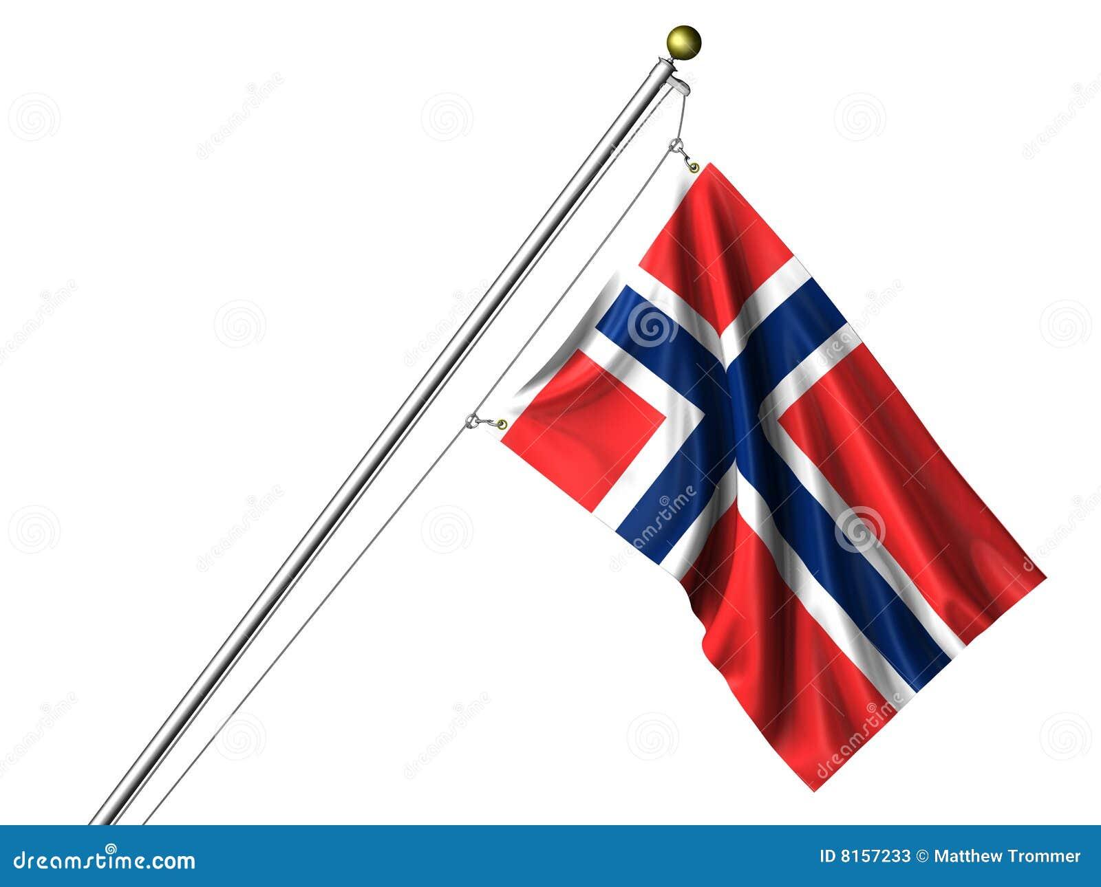 标志查出的挪威