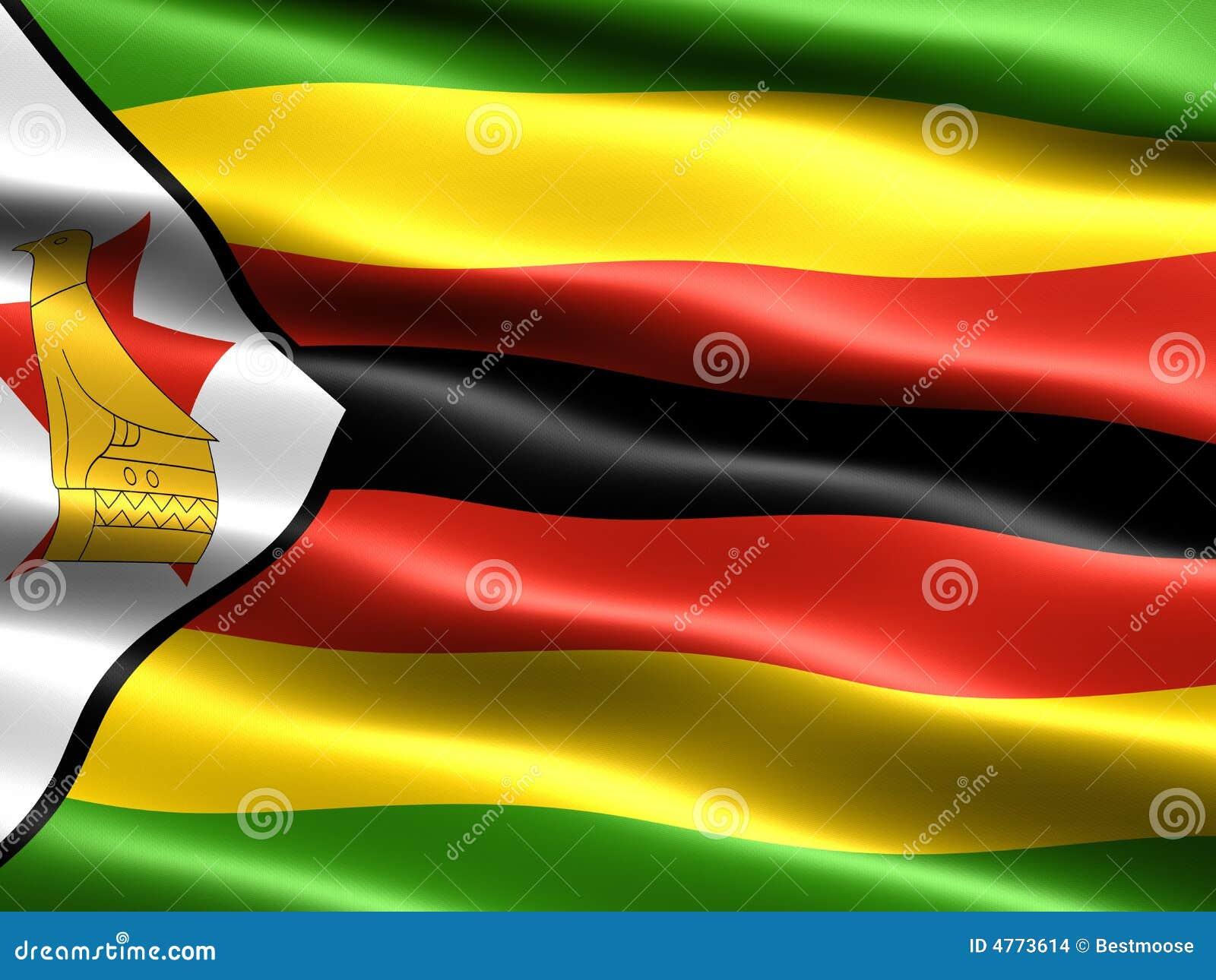 标志津巴布韦