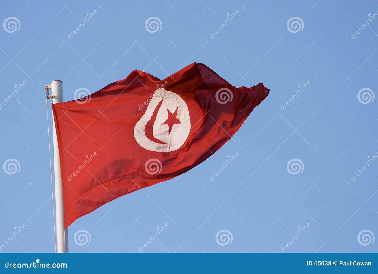 标志突尼斯人