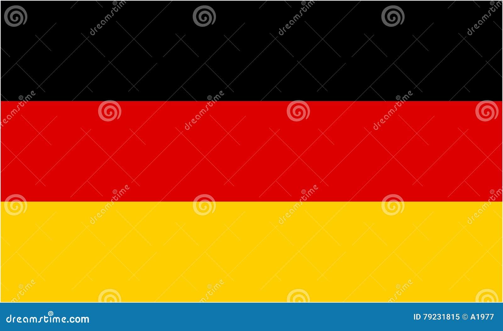 标记德国人