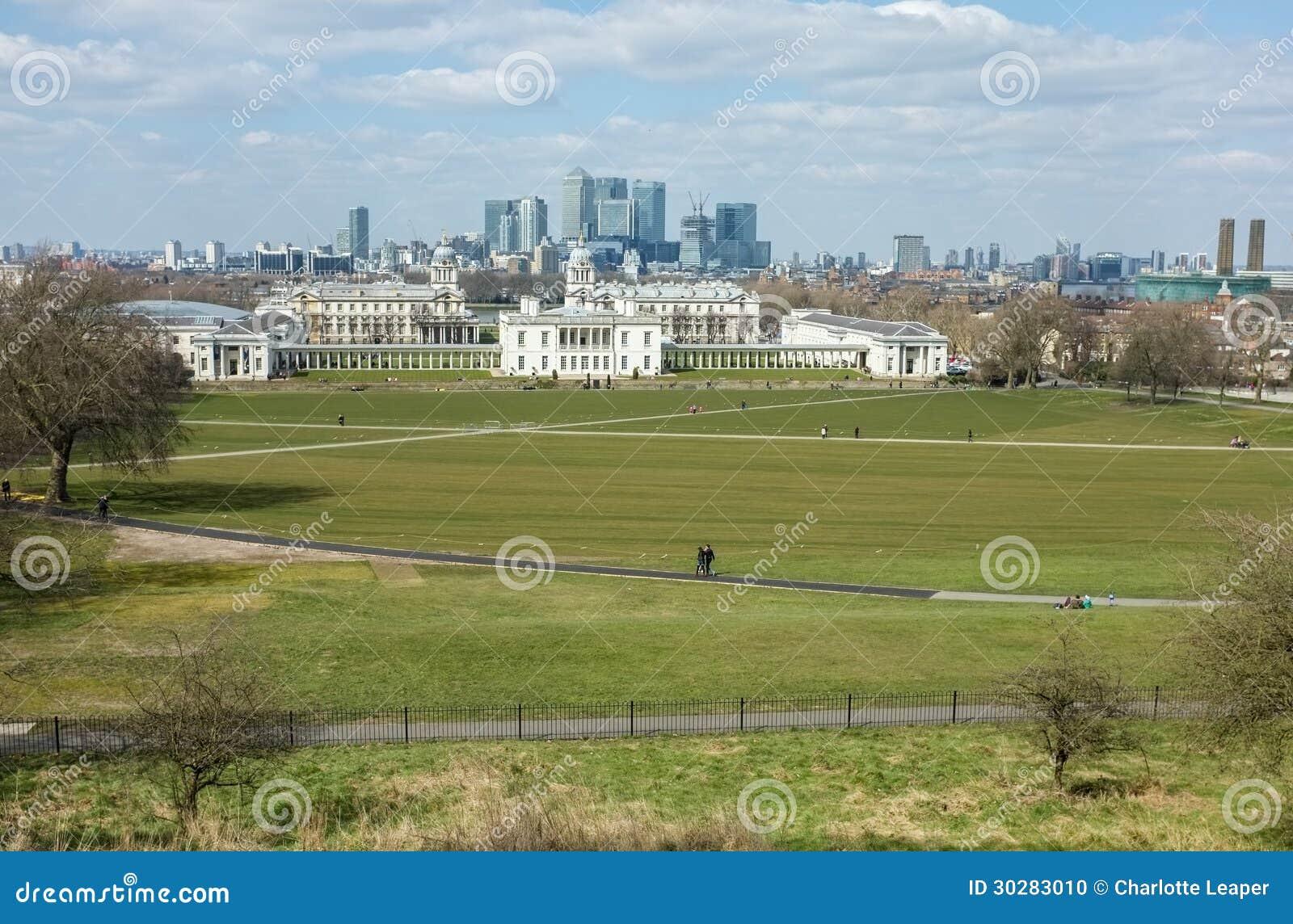格林威治公园,伦敦,英国