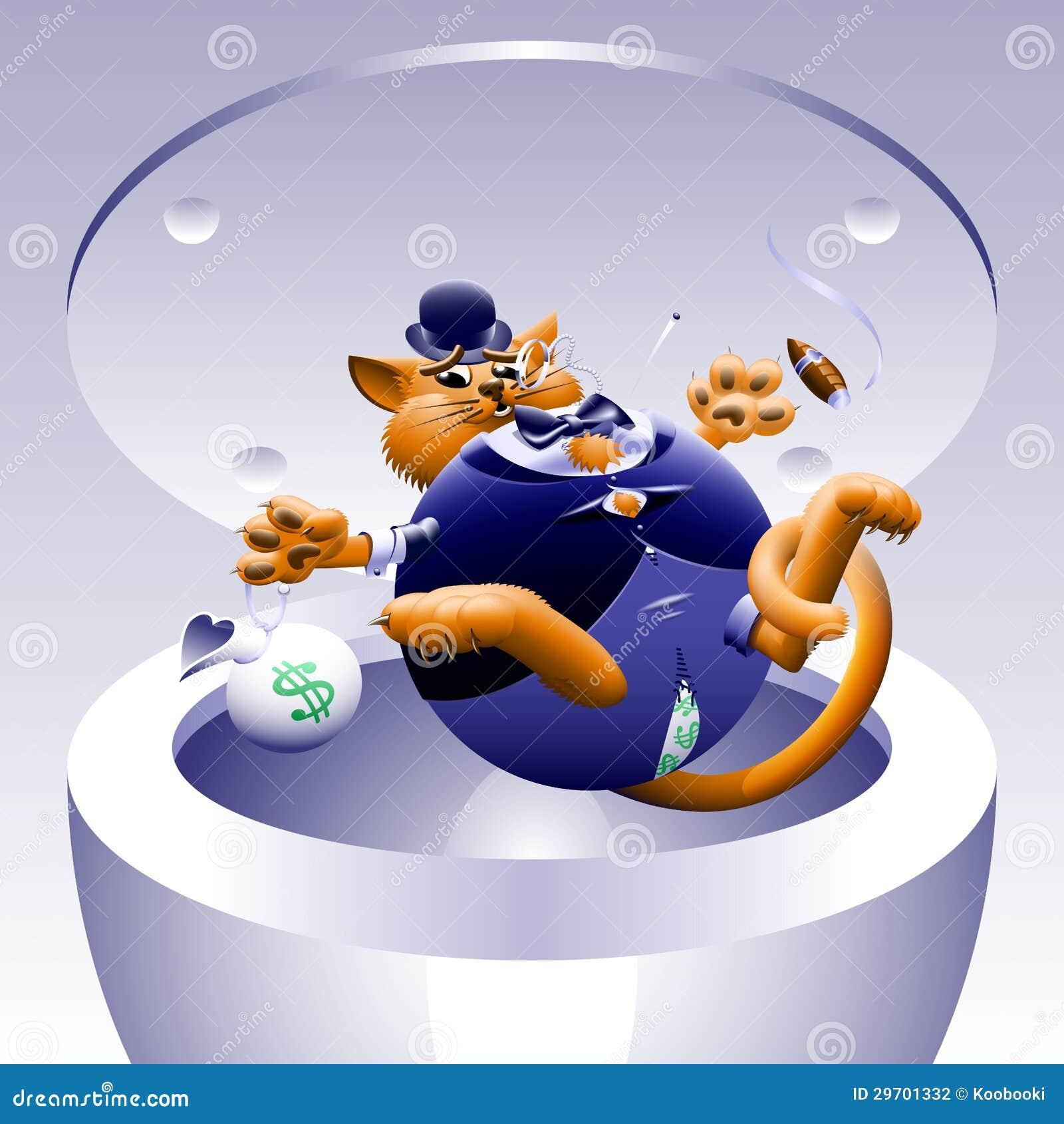 没有肥胖猫4 : 在罐头的猫