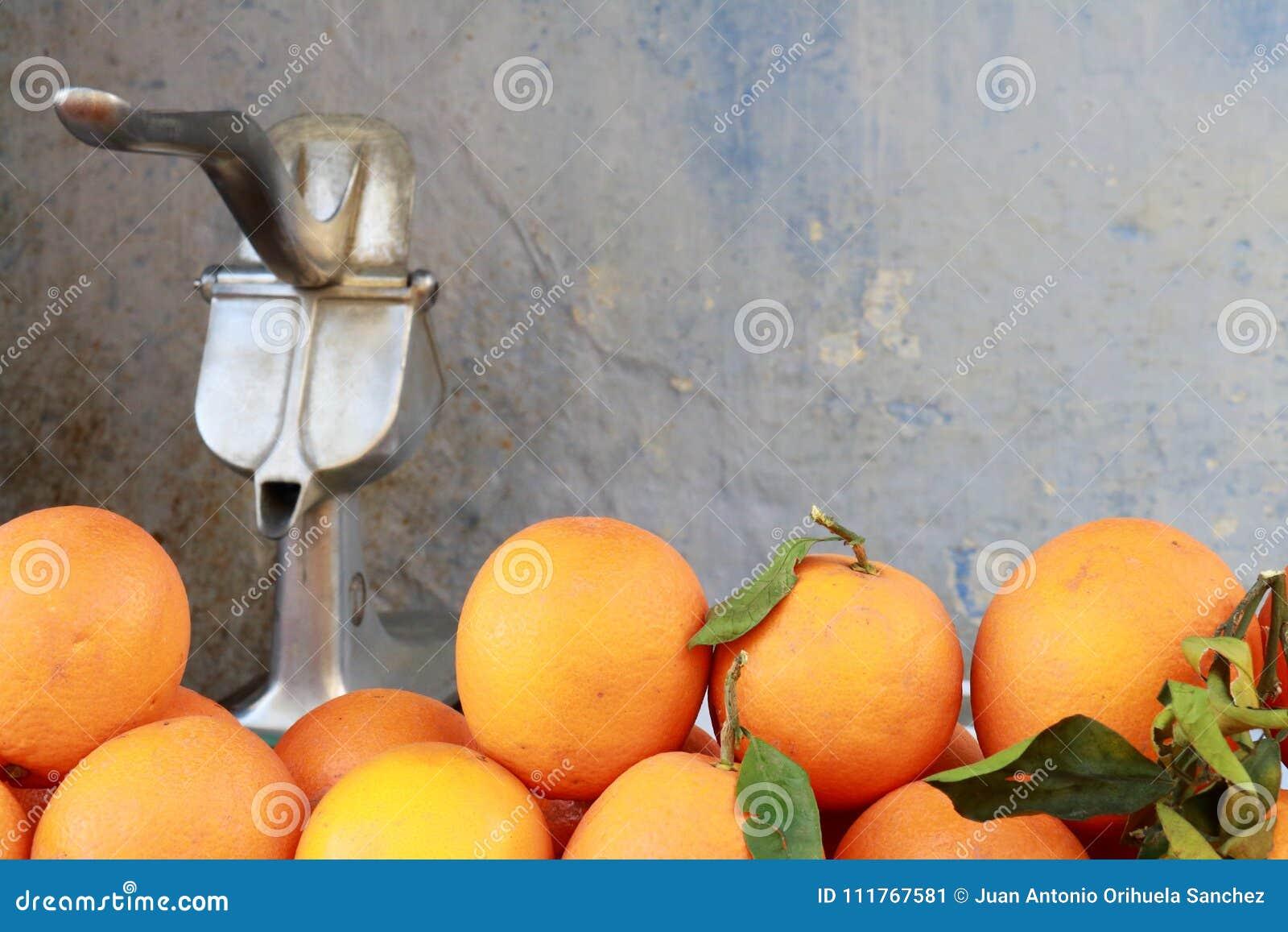 桔子和汁液剥削者