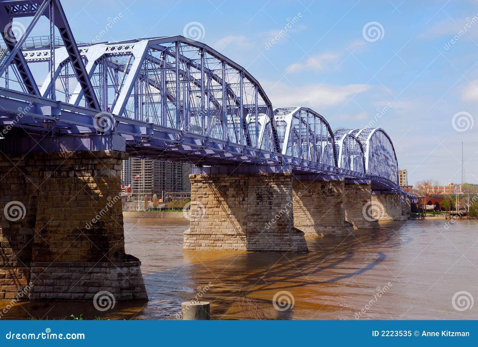 桥梁人紫色