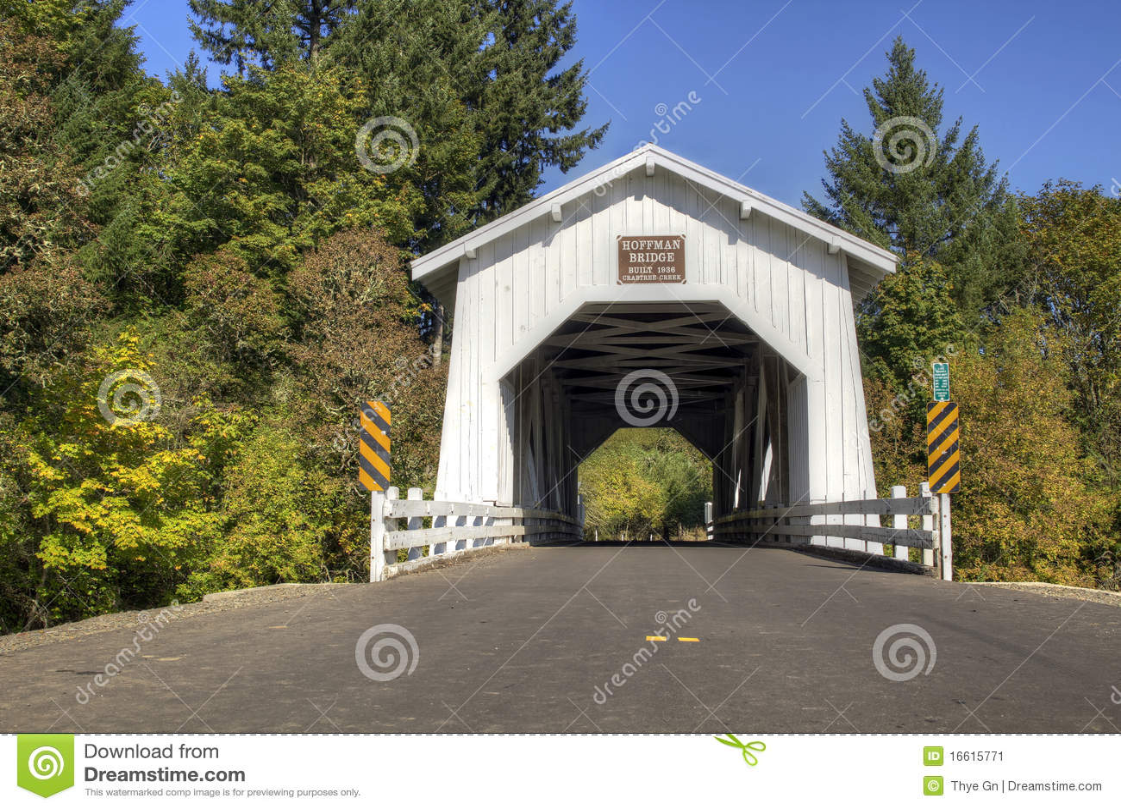 桥梁包括hoffman