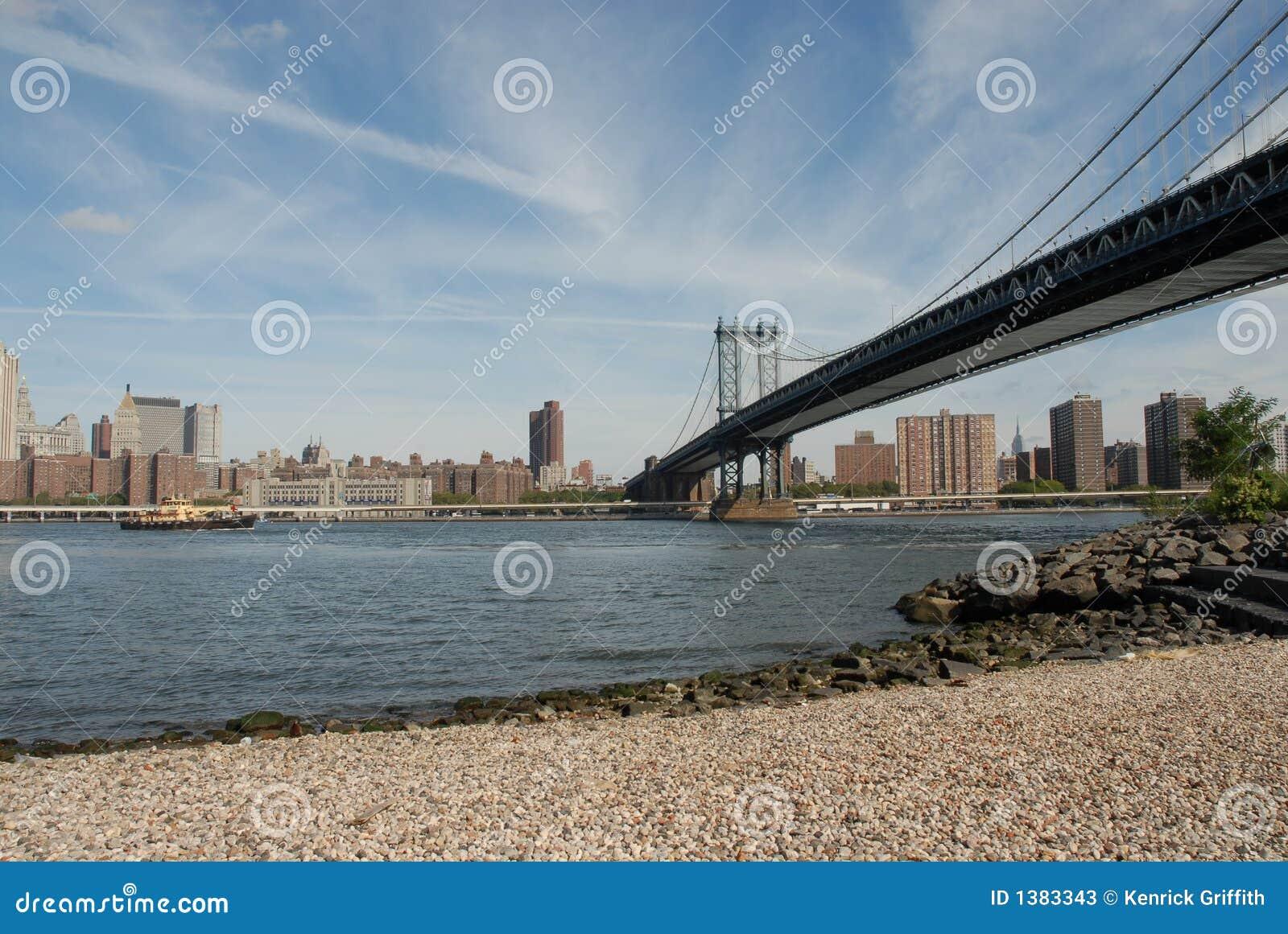 桥梁曼哈顿