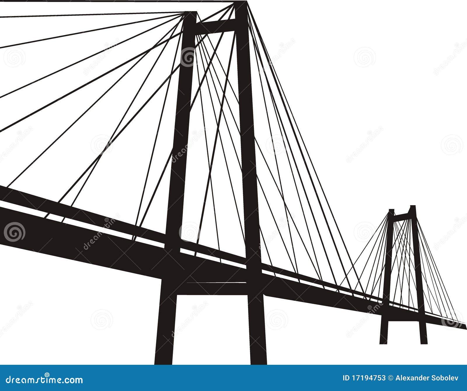 桥梁电缆坚持暂挂
