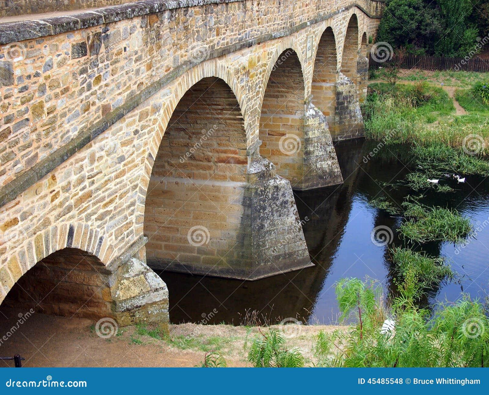 桥梁里士满塔斯马尼亚岛