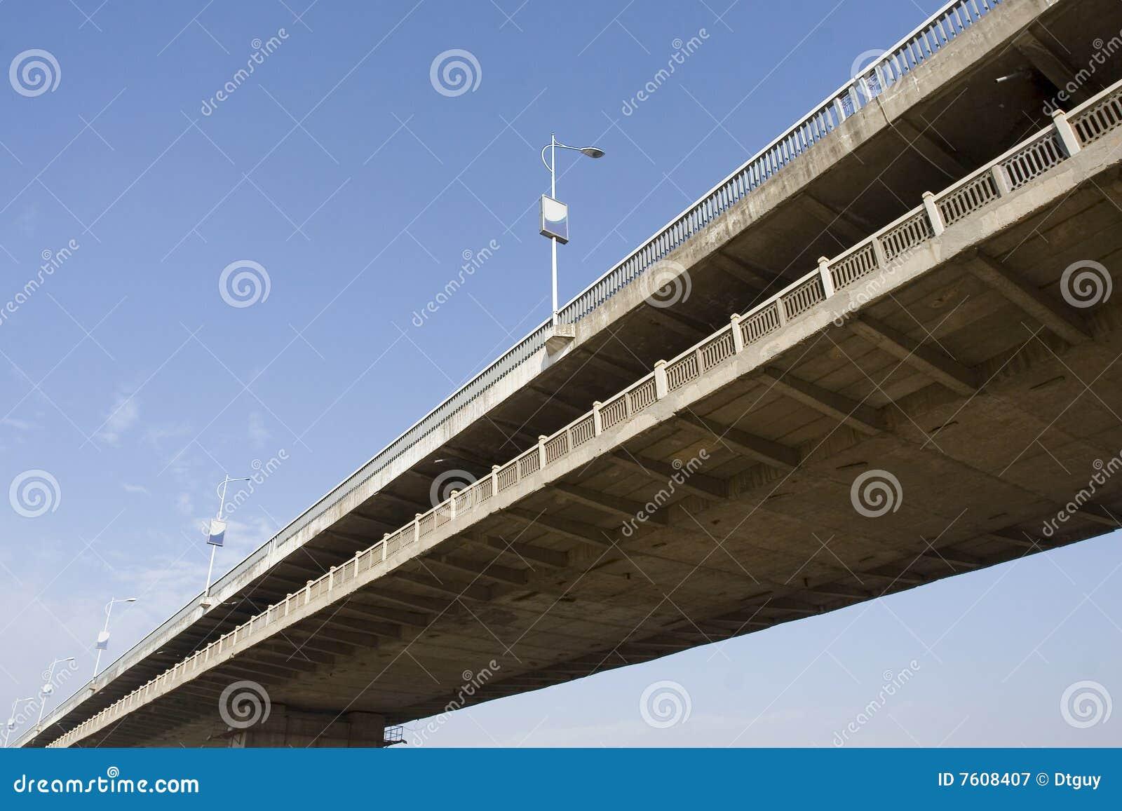桥梁高速公路
