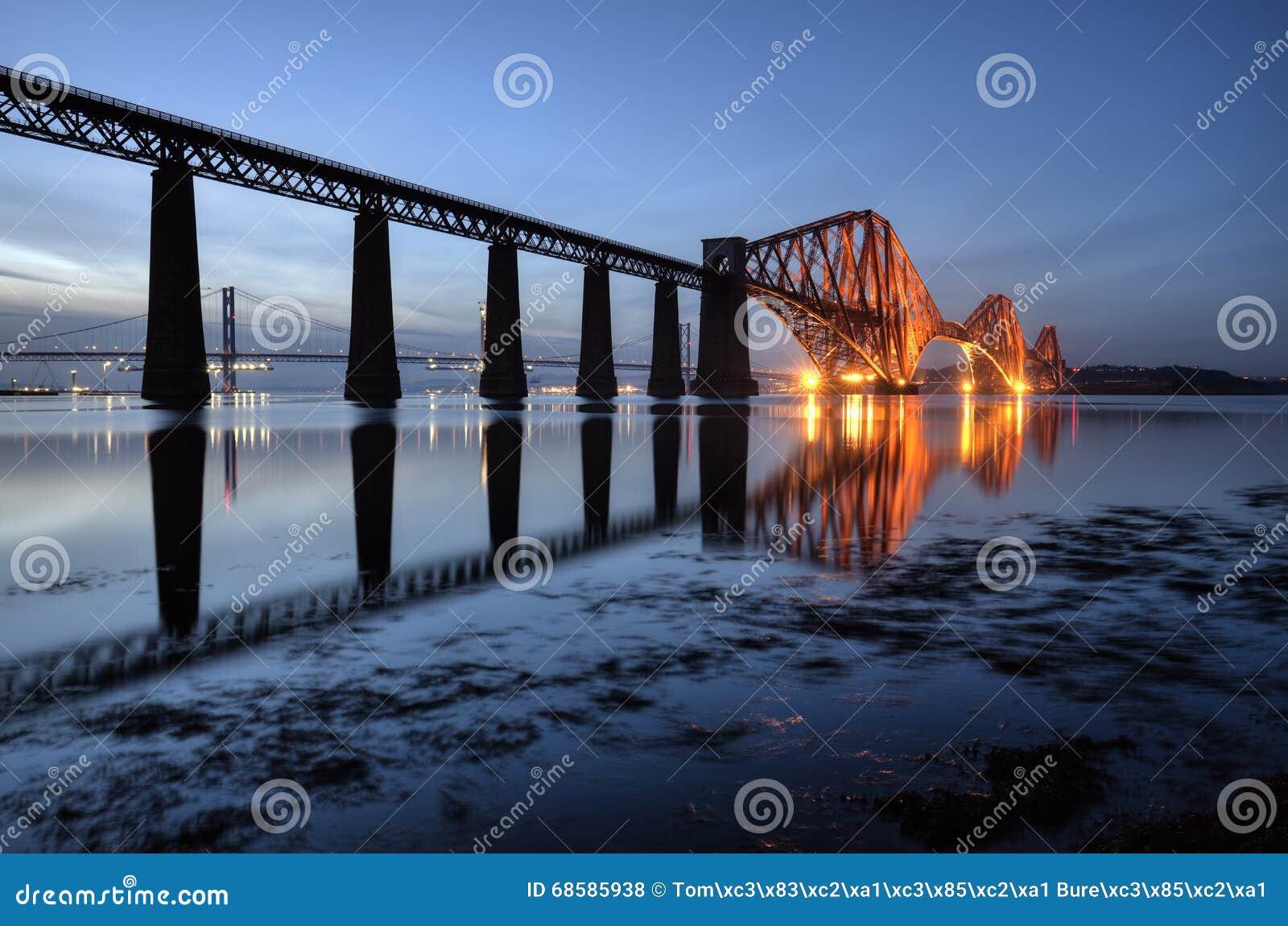 桥梁,爱丁堡,苏格兰