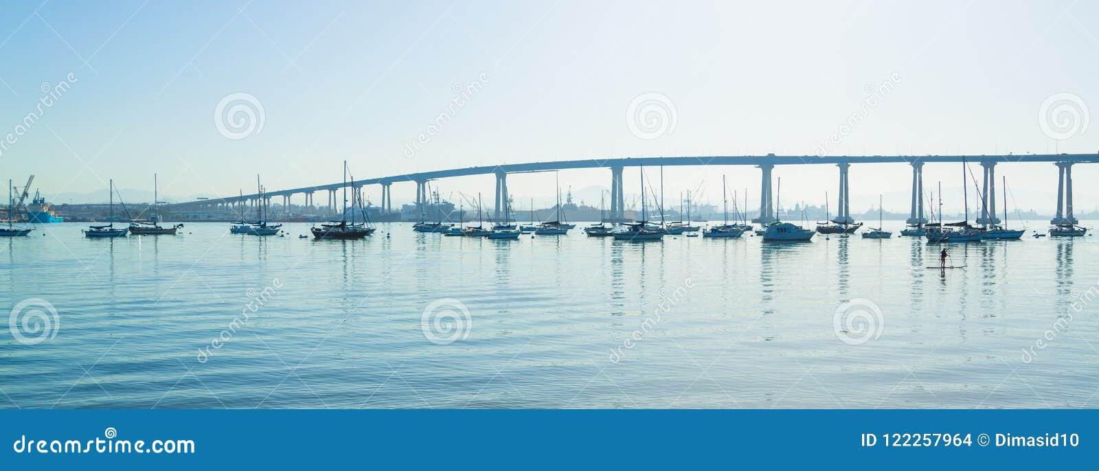 桥梁coronado地亚哥圣