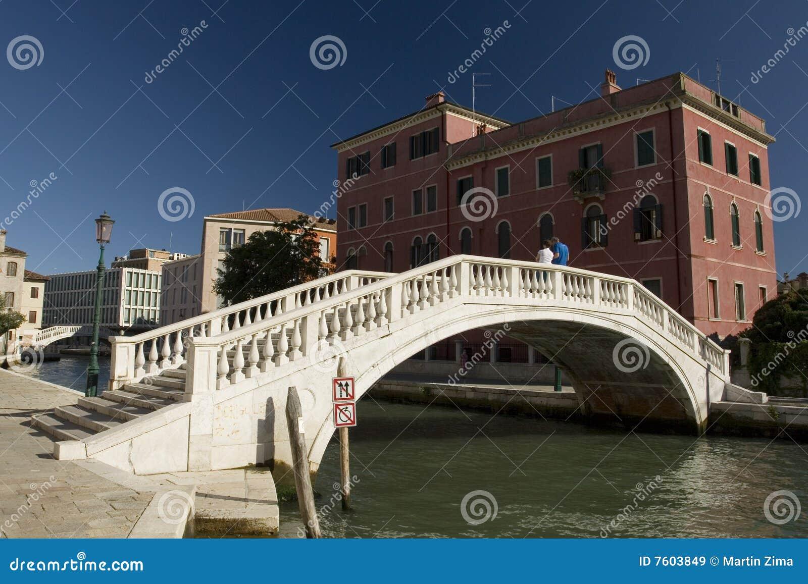 桥楼室威尼斯