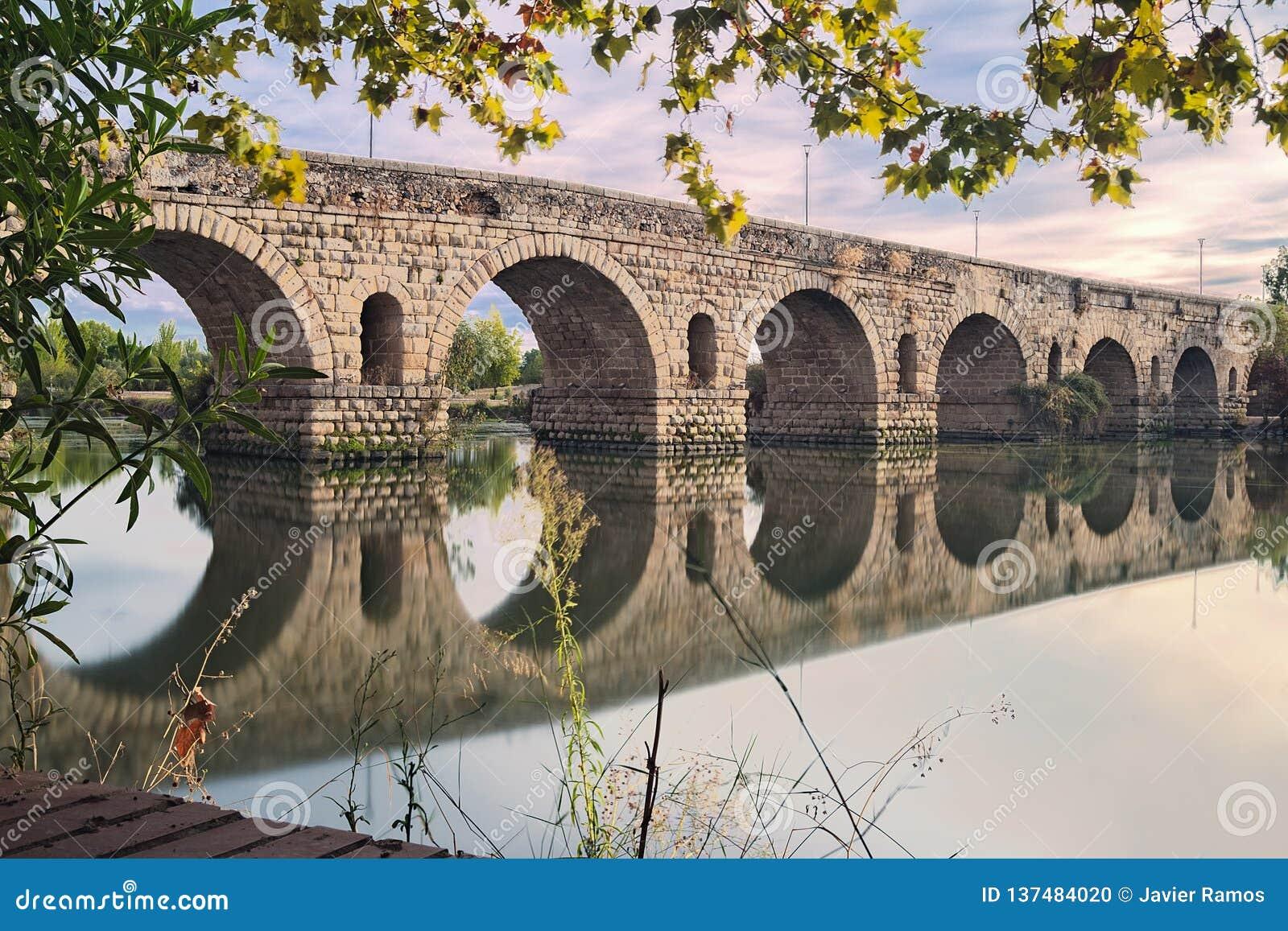 梅里达罗马桥梁