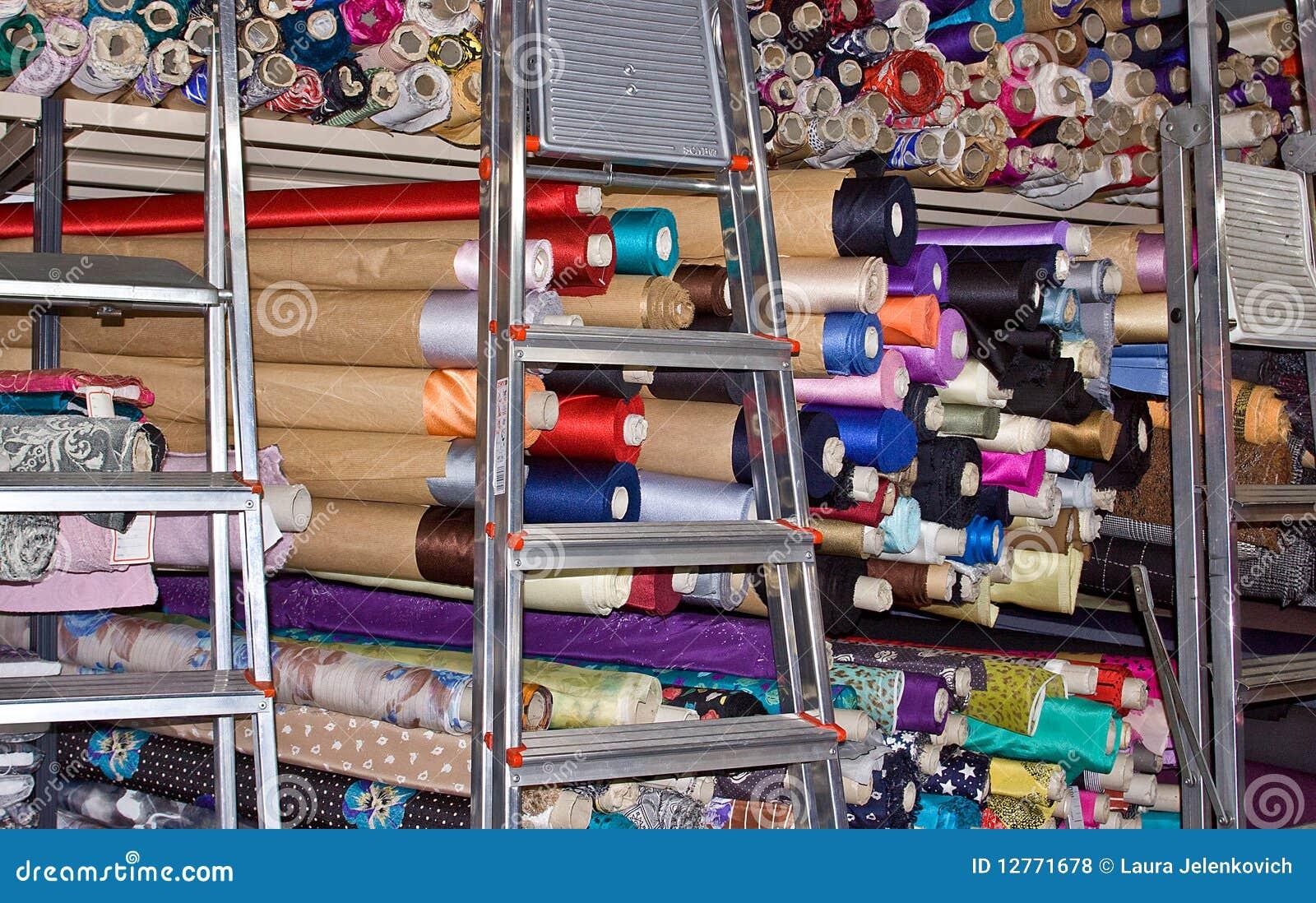 梯子s界面泰勒纺织品