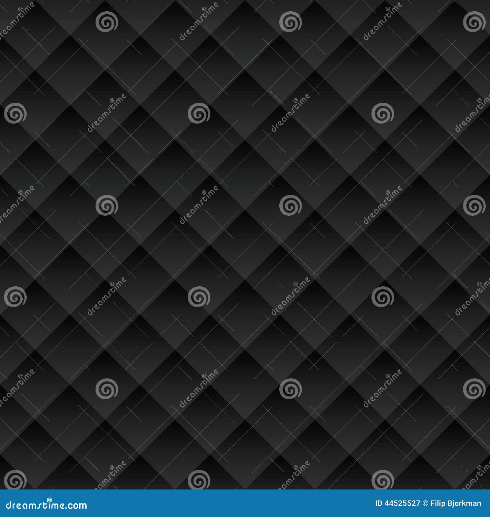 梯度正方形-黑色