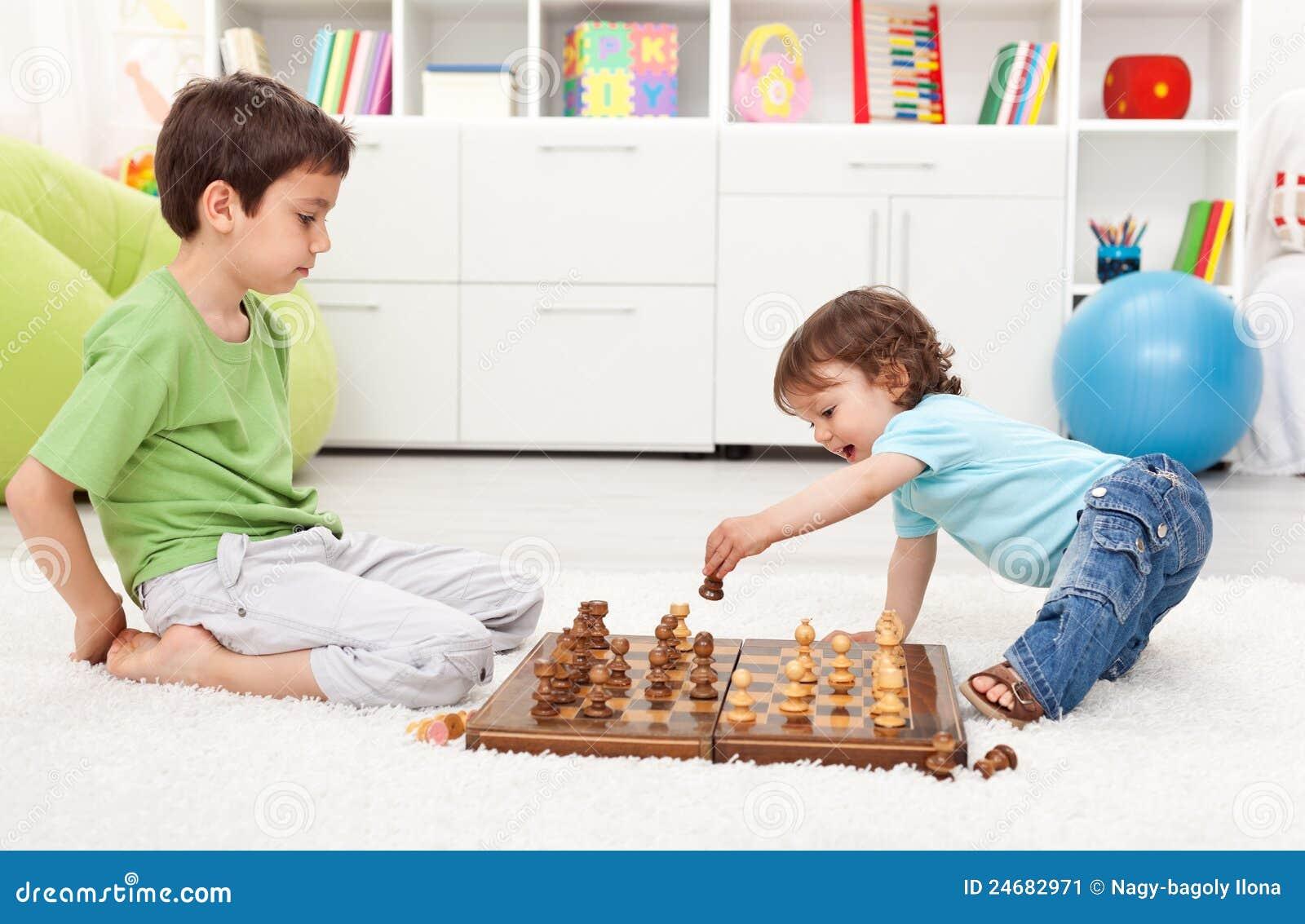棋孩子使用