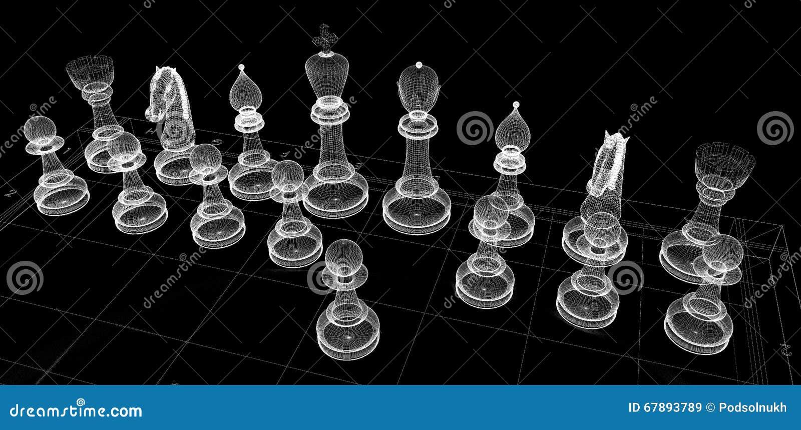 棋身体结构