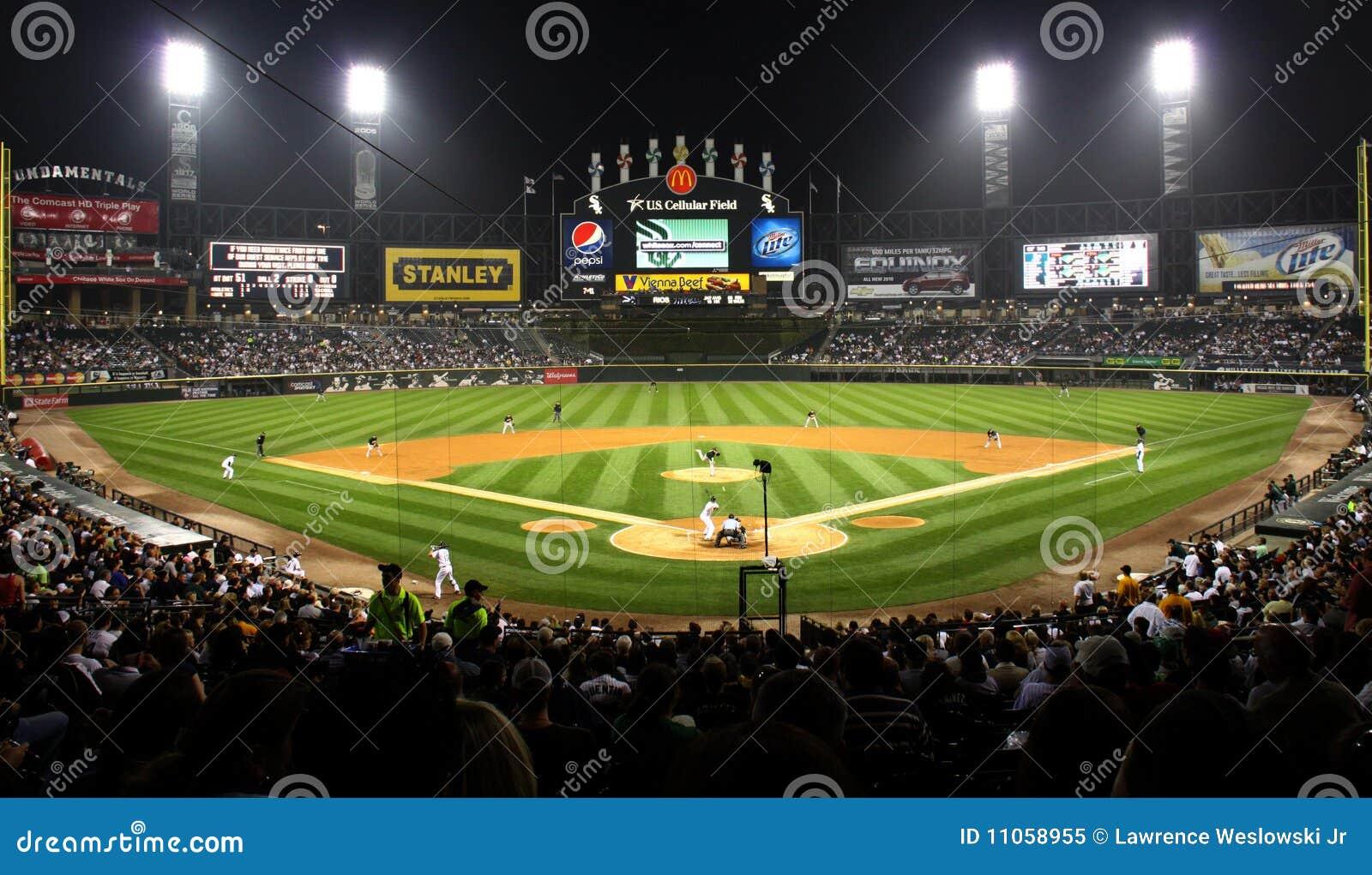 棒球蜂窝电话域晚上我们