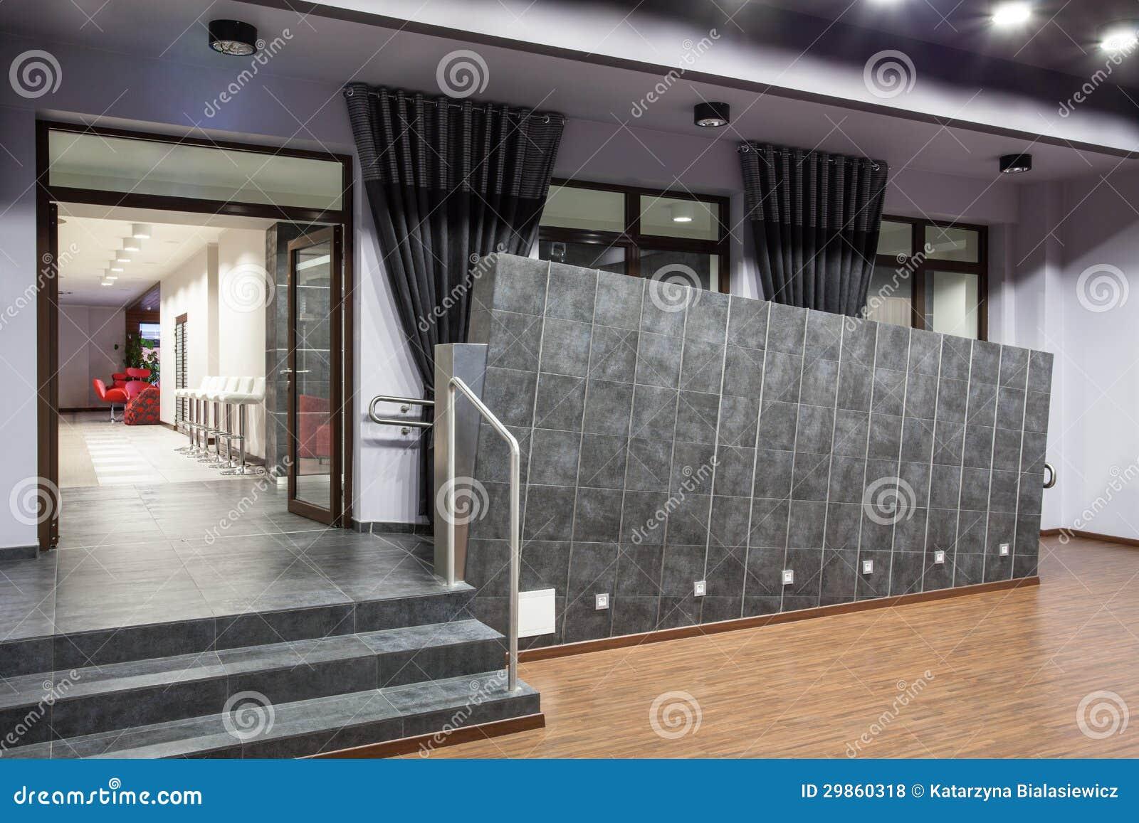 森林地旅馆-台阶和舷梯