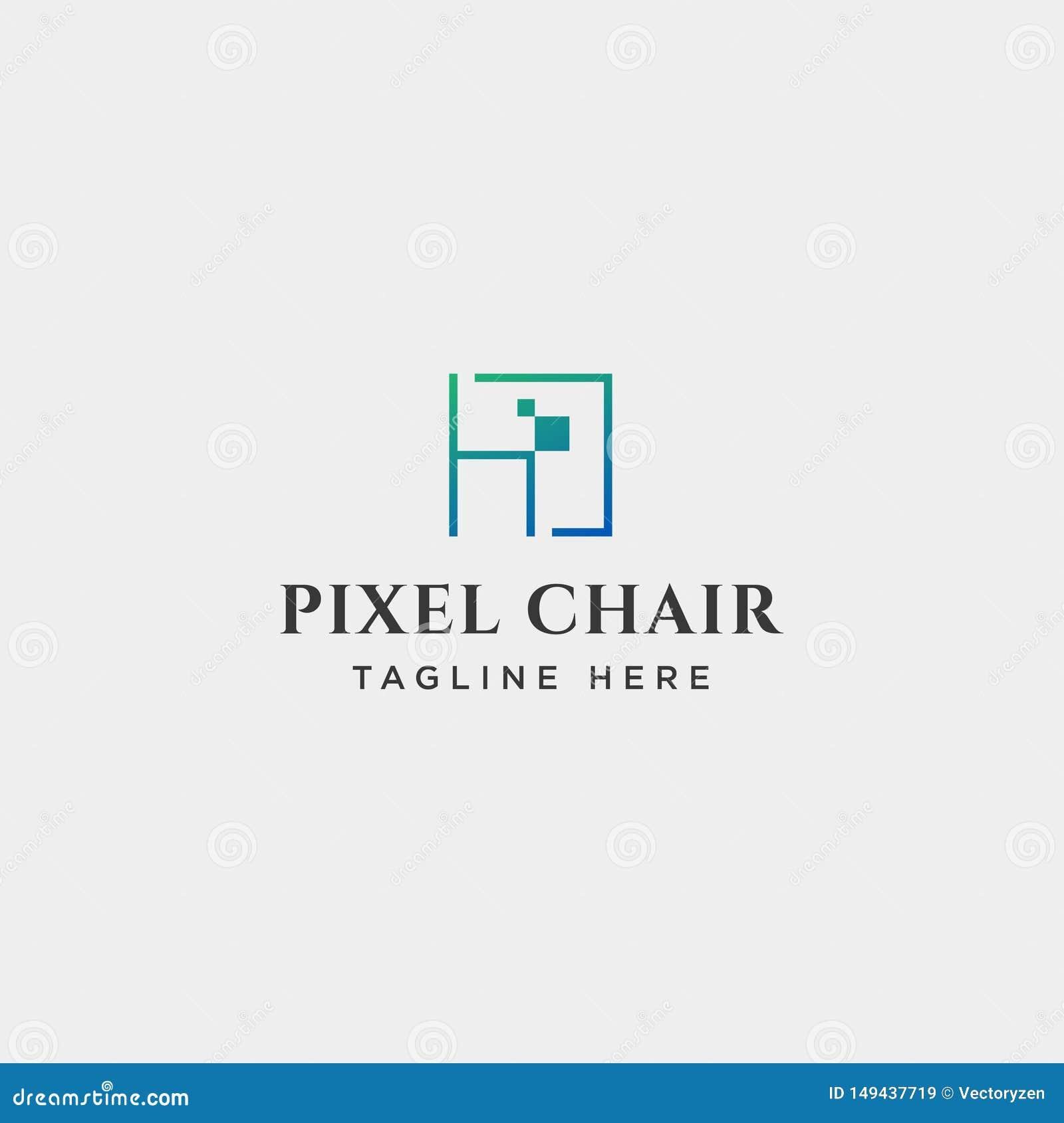 椅子映象点商标技术公司传染媒介的设计观念隔绝了