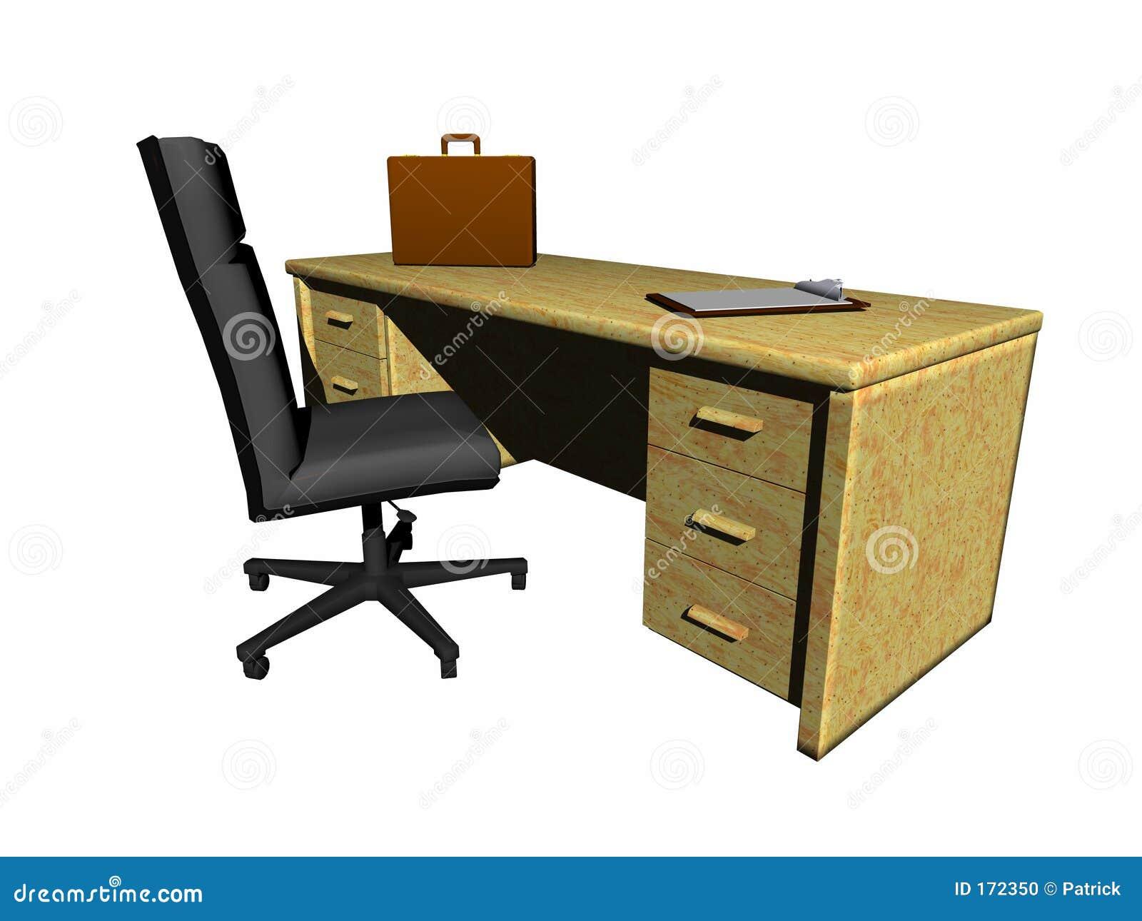 椅子服务台