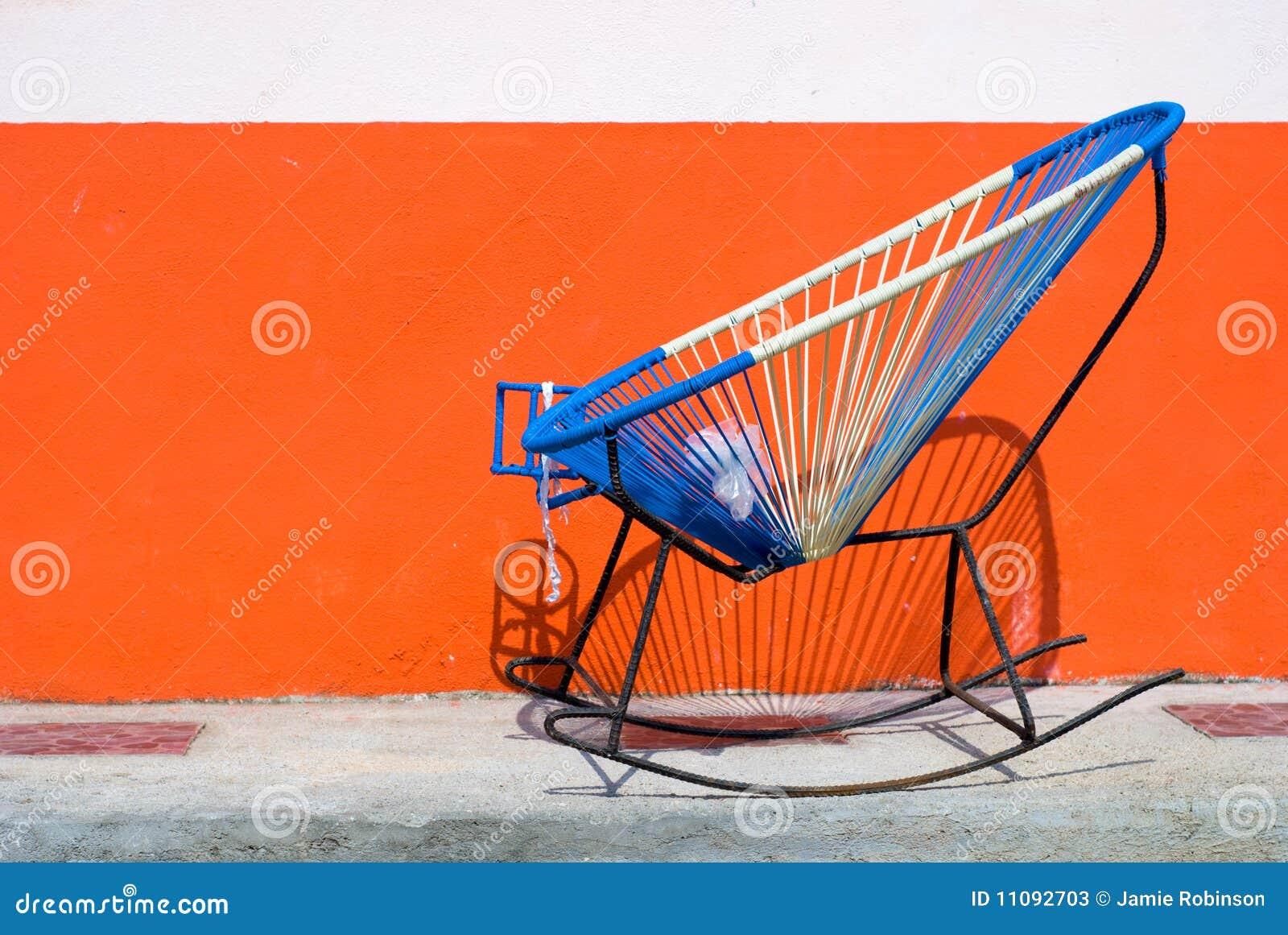 椅子自创墨西哥晃动