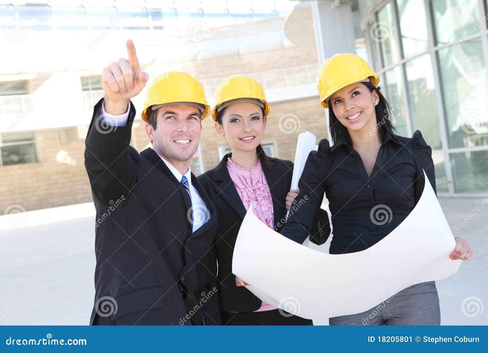 楼房建筑小组