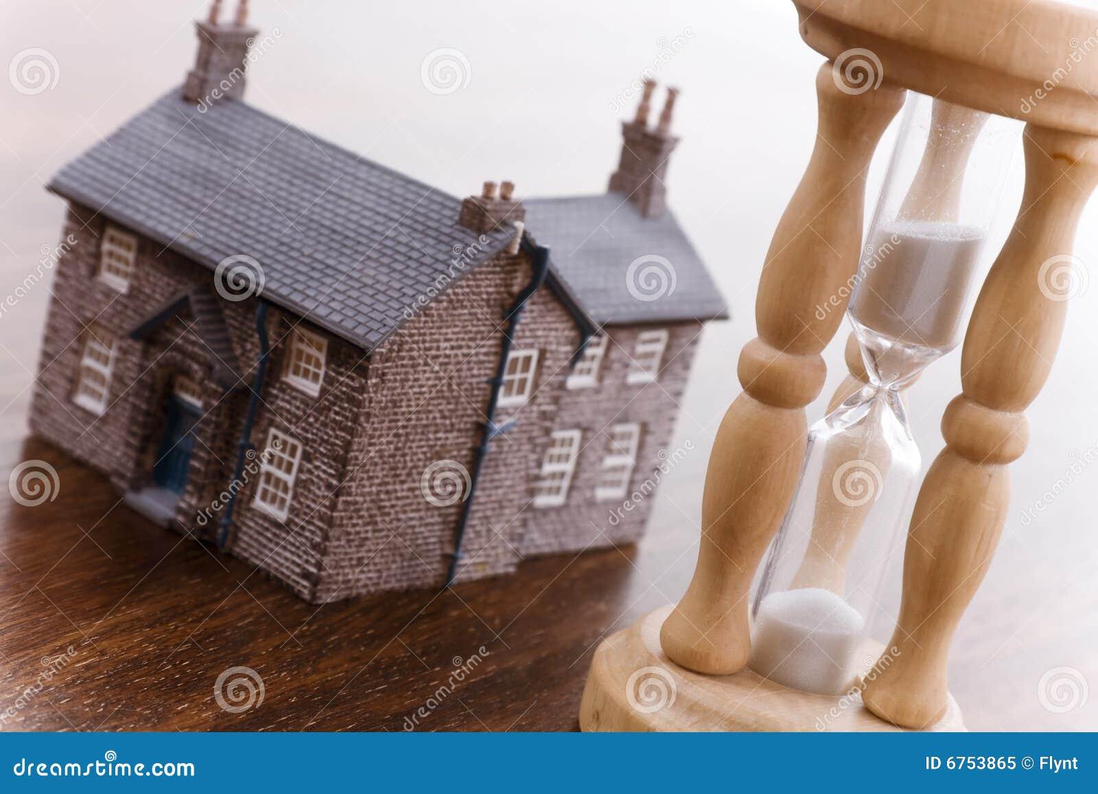 概念庄园实际滴漏的房子