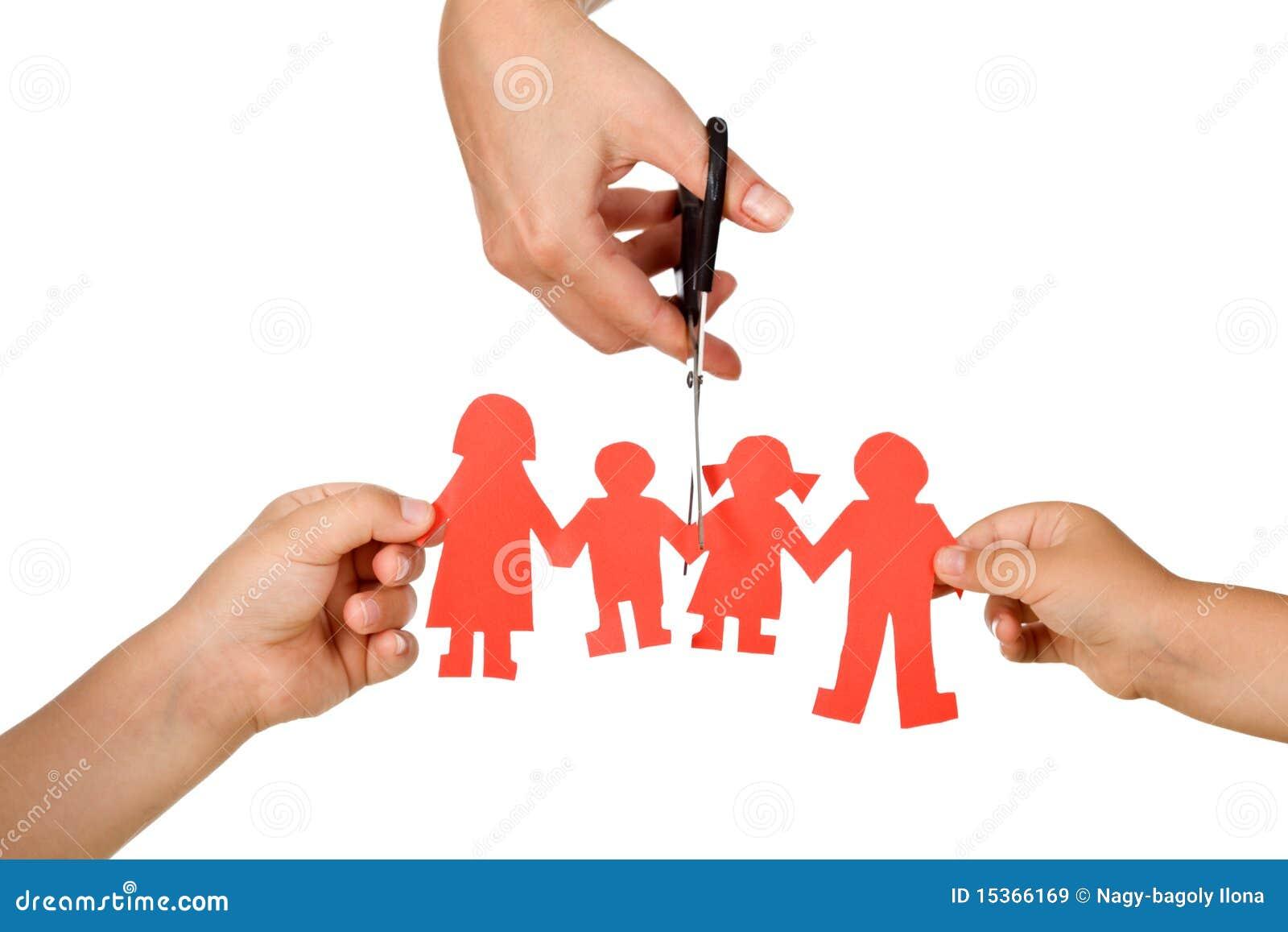概念离婚作用孩子