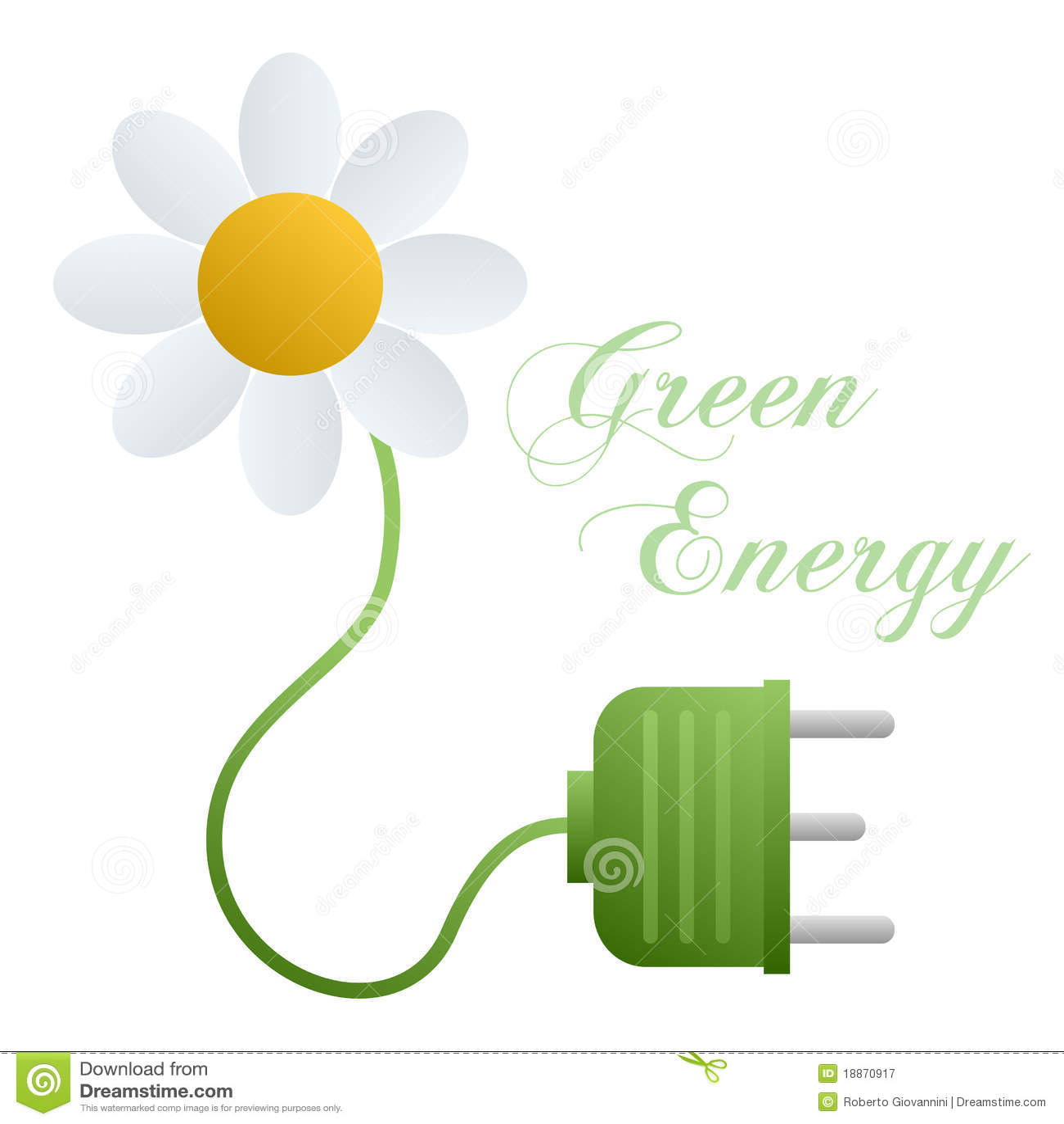 概念能源绿色