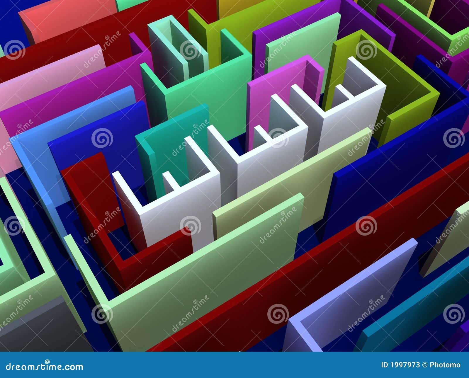 概念迷宫万维网