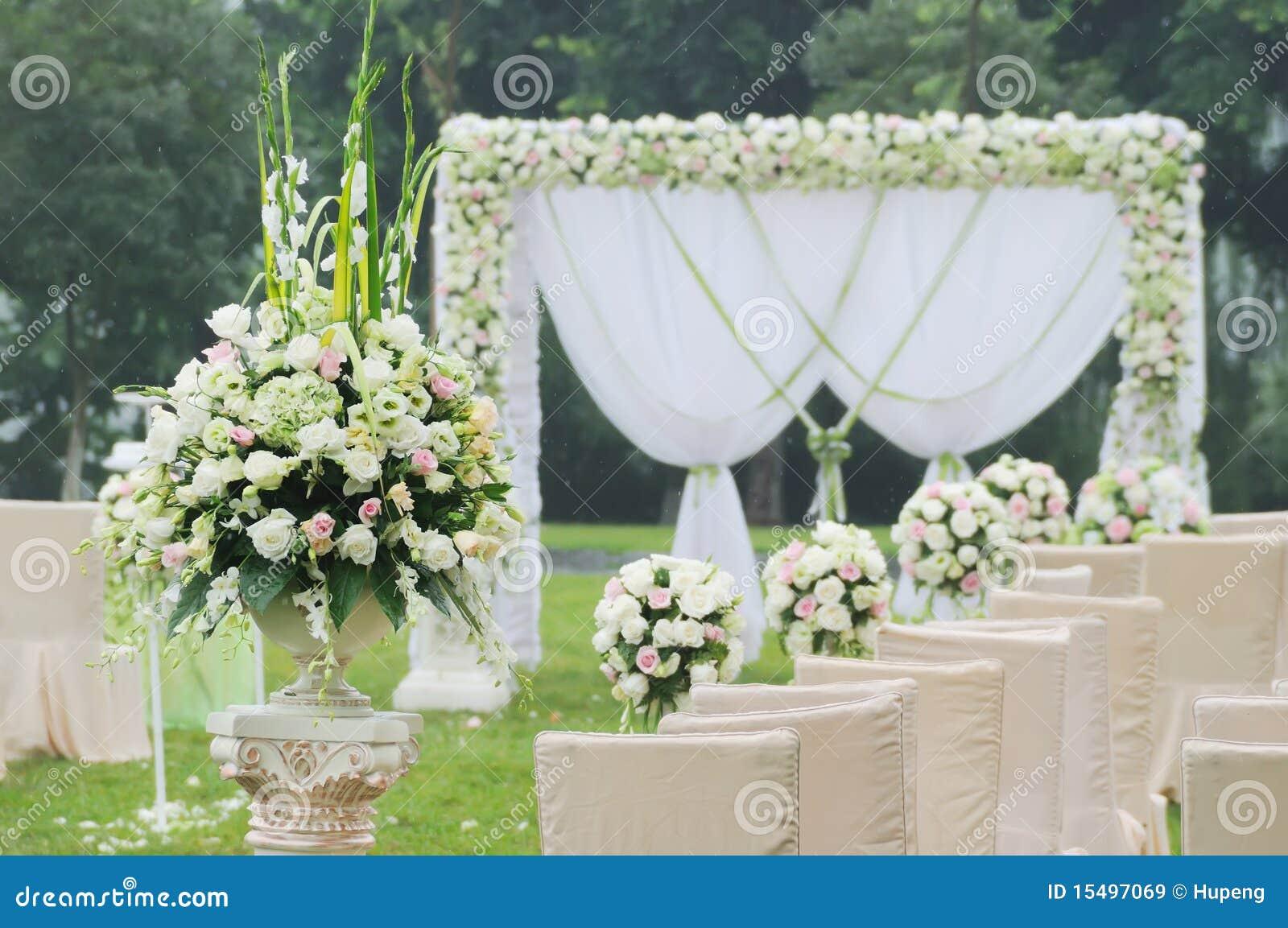 概览接收婚礼