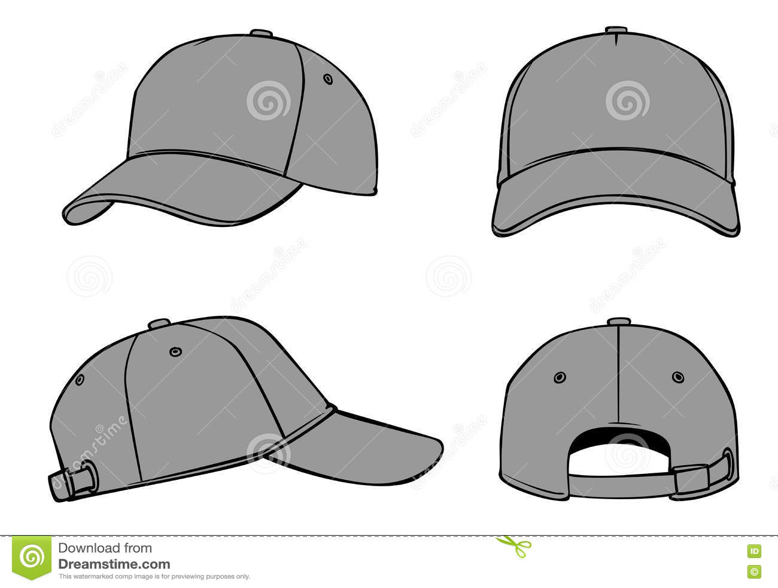 概述模板盖帽
